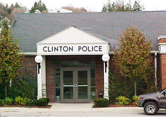 Clinton Police Headquarters