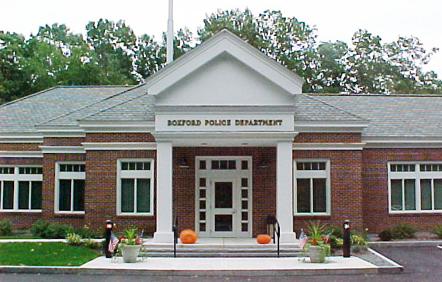 Boxford Police Headquarters