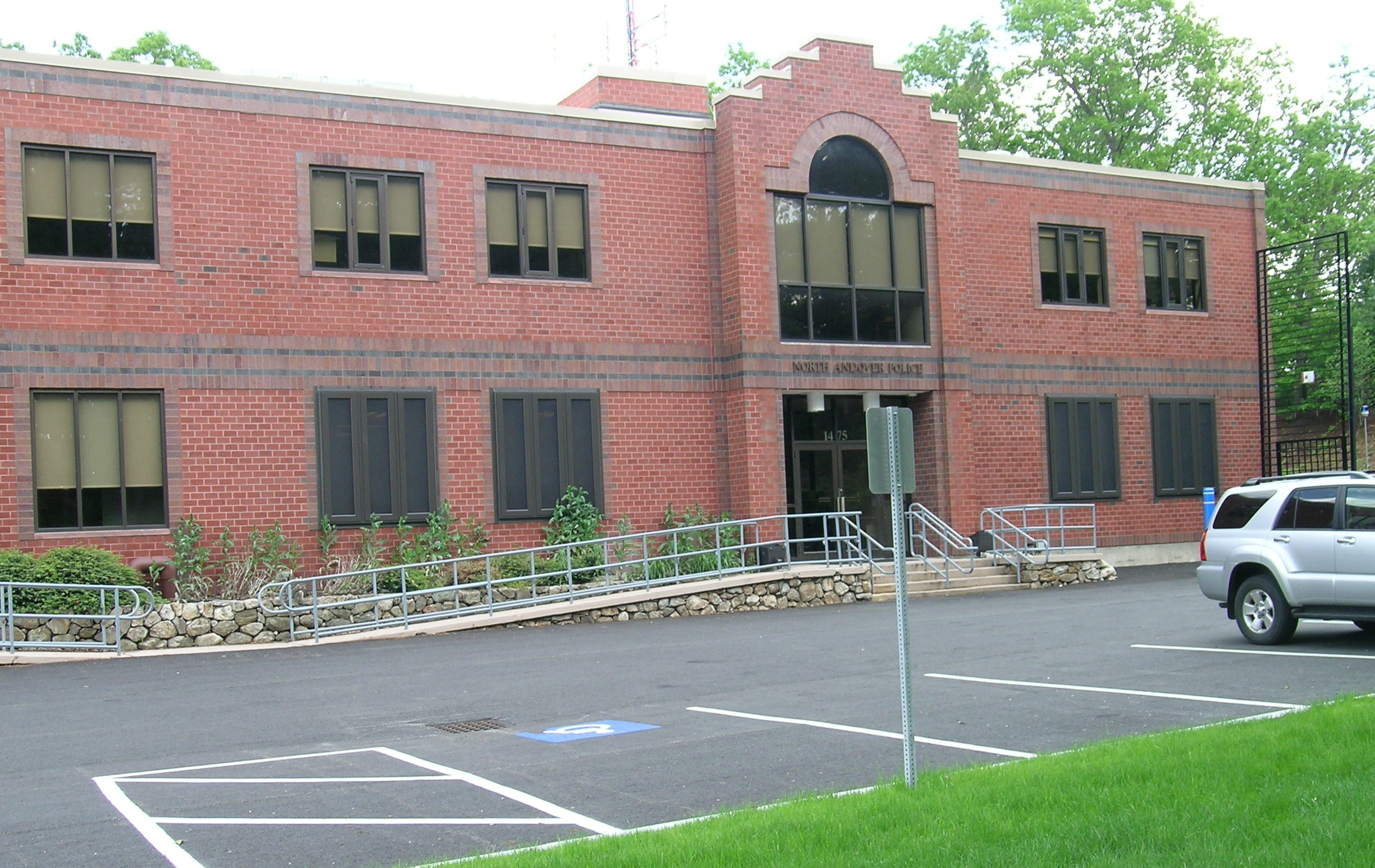 North Andover Police Headquarters