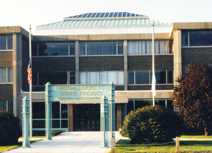 MA State Police Headquarters