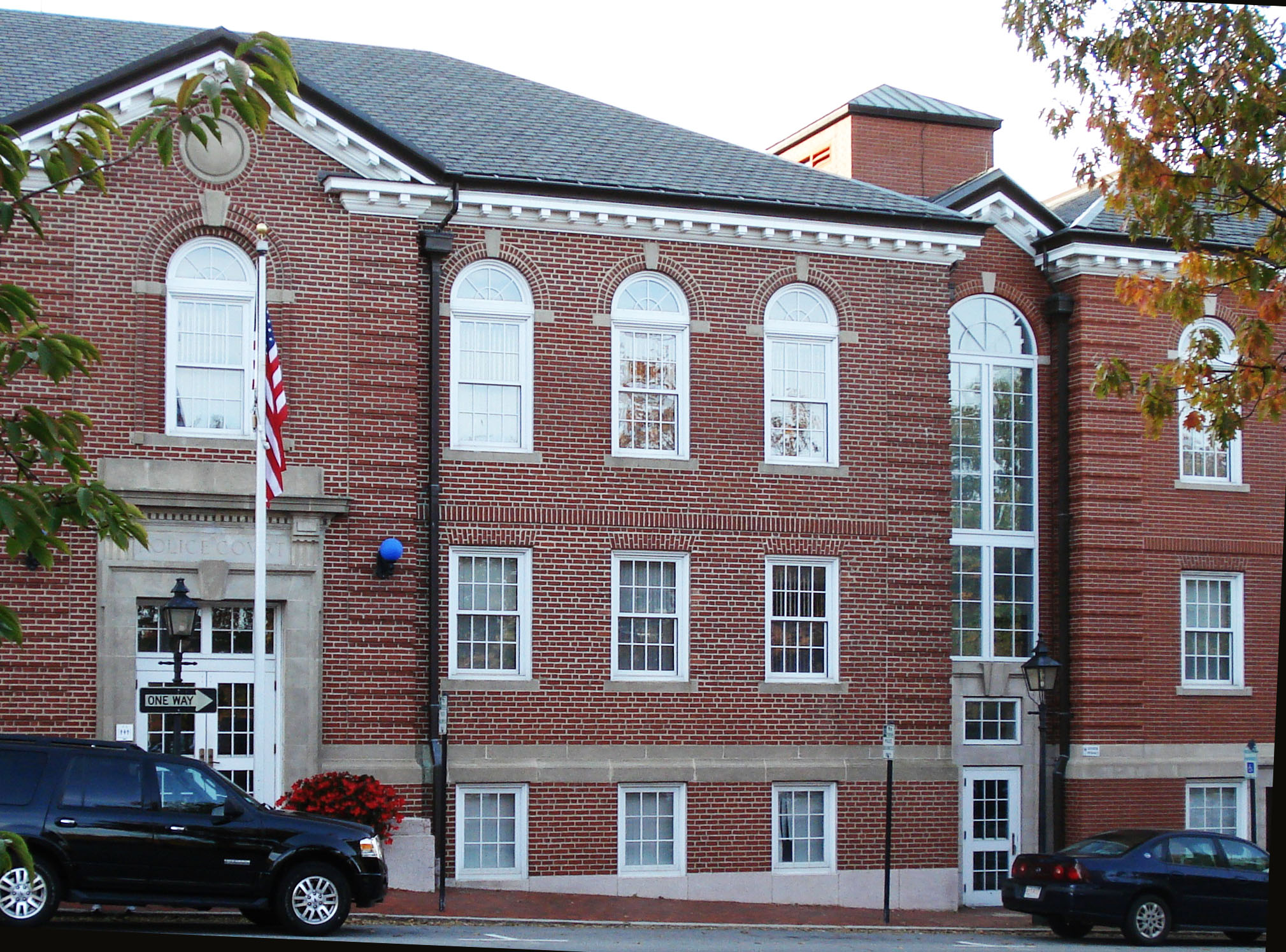Newburyport Police Headquarters