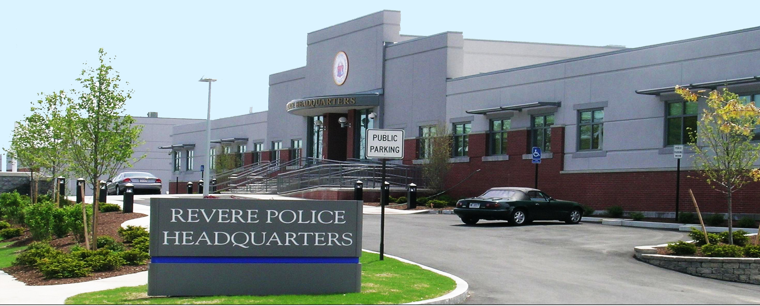 Revere Police Headquarters
