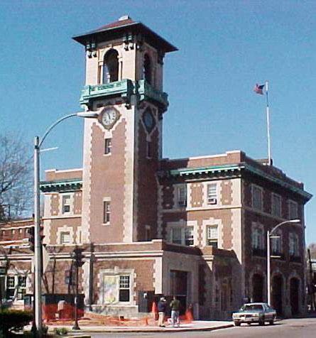 Brookline Fire Station