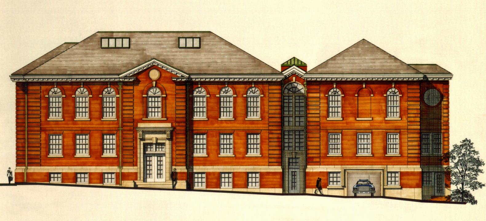 Newburyport Police Headquarters