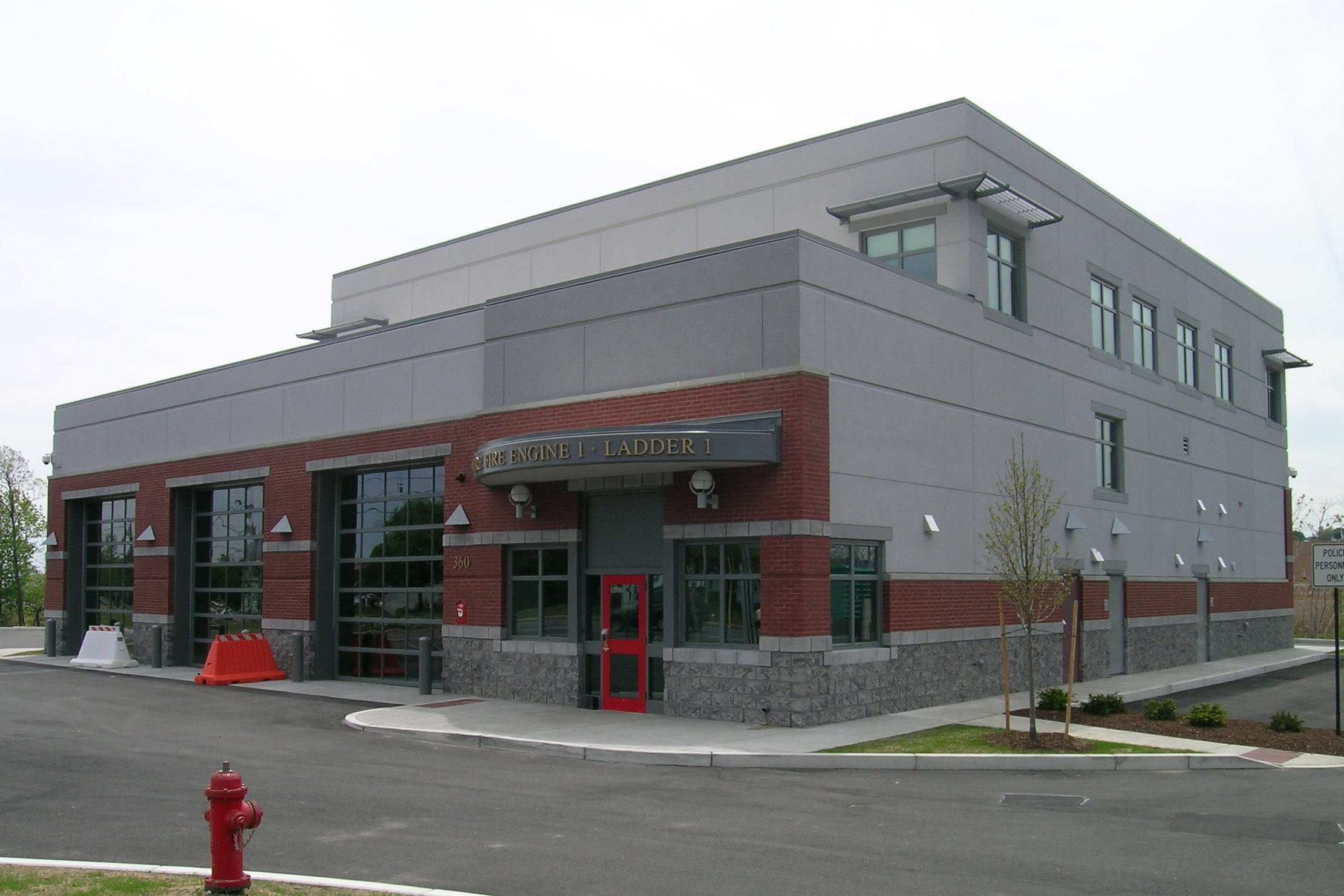 Revere Fire Station