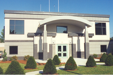 Waltham E911 & DPW Offices