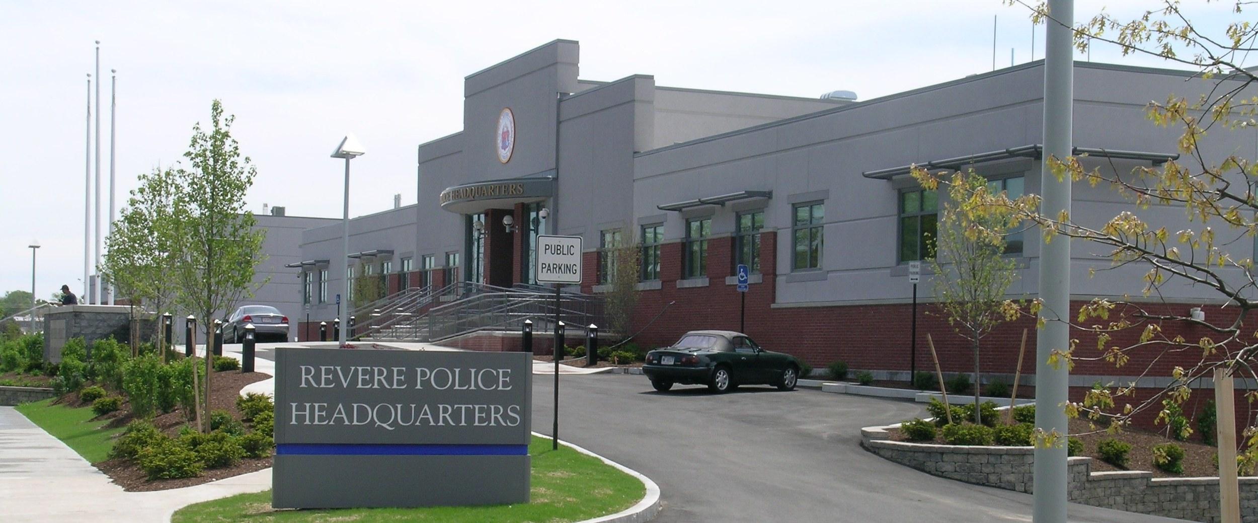 Revere Police Headquarters