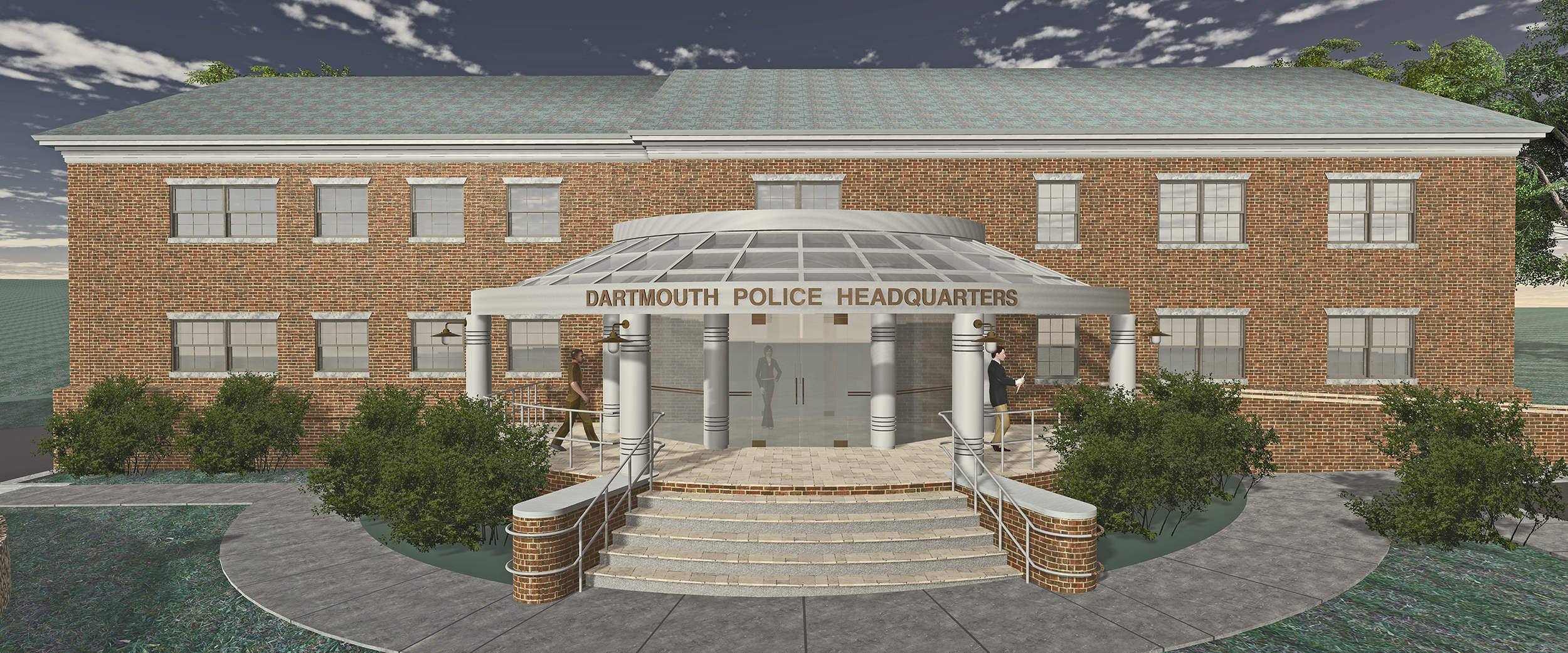 Dartmouth Police Headquarters