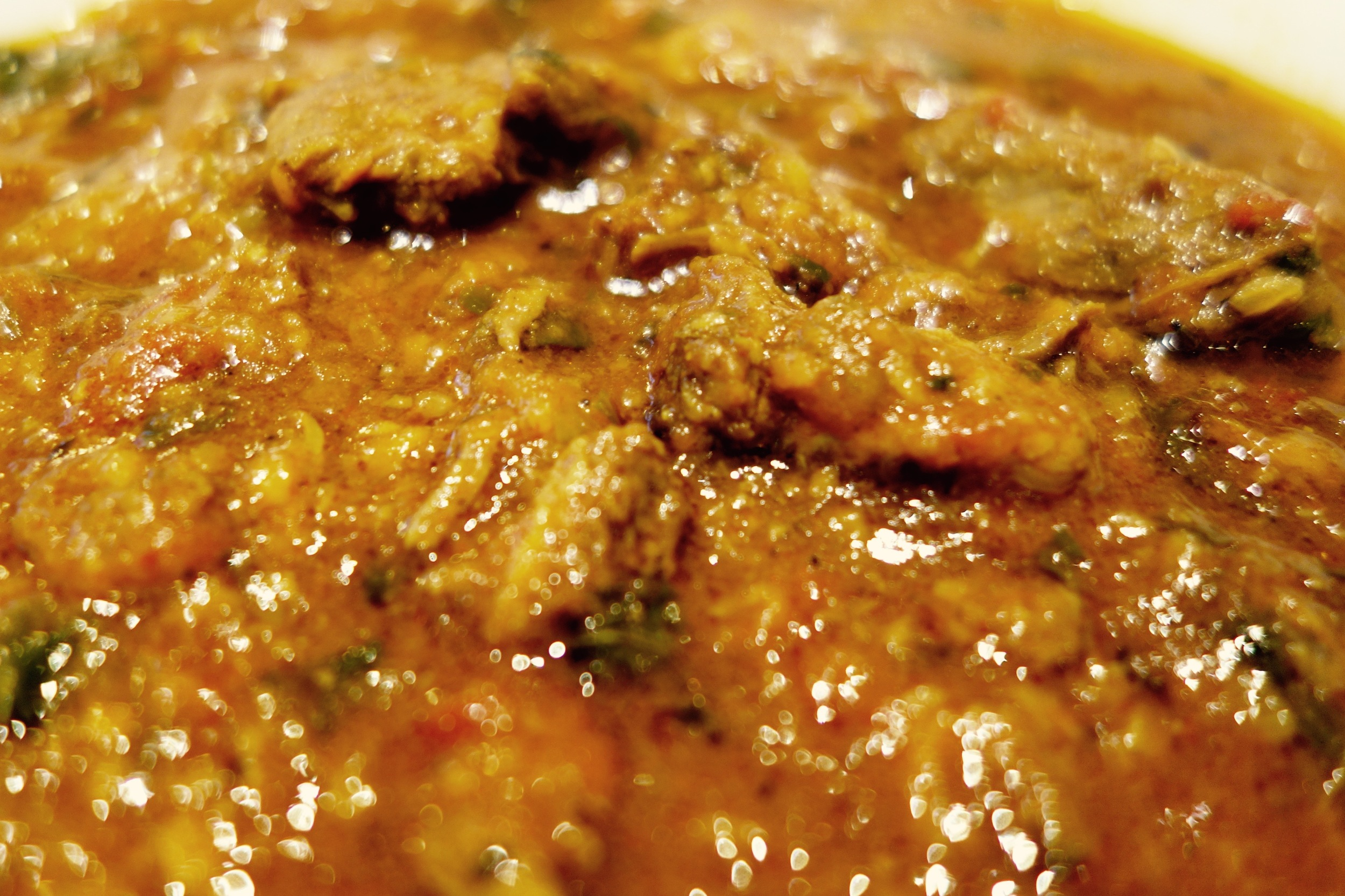 The ultimate Lamb Curry