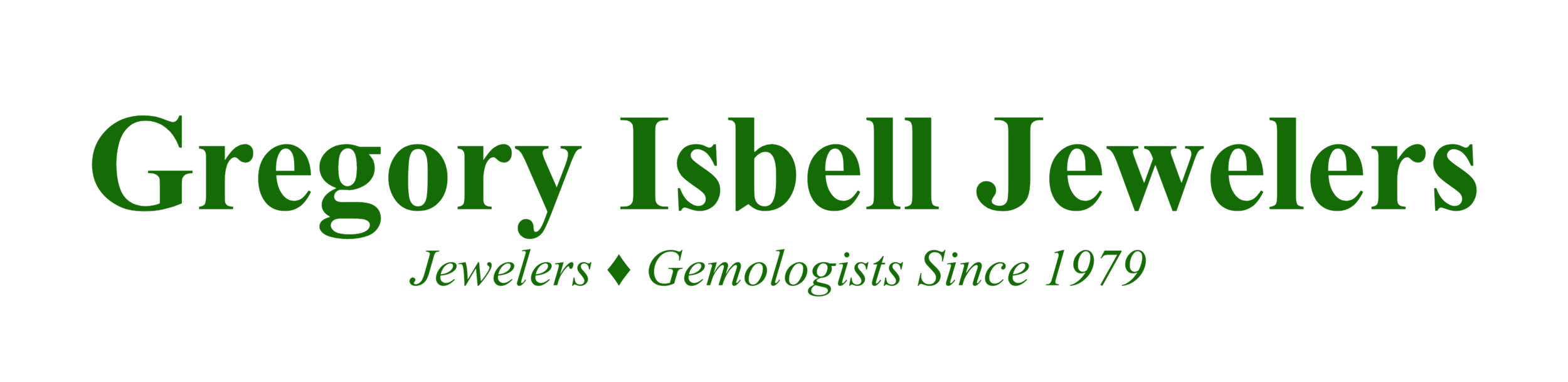 Gregory Isbell -logo Green 5000.png
