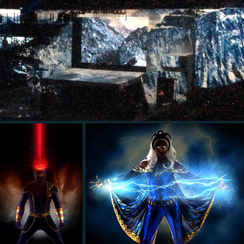Marvel Universe Live! : FELD Entertainment Content Creation & Asst. Video Design