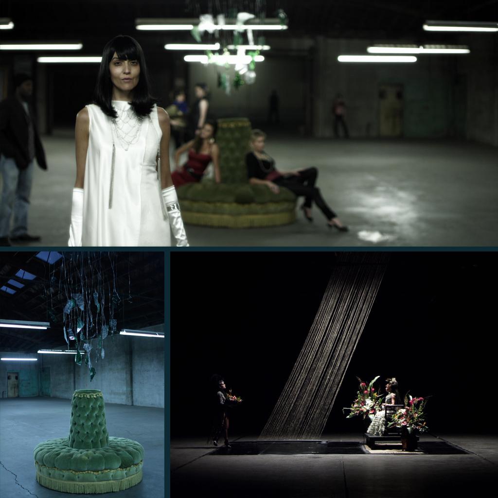 Venus vs. Mars : short film Production Design