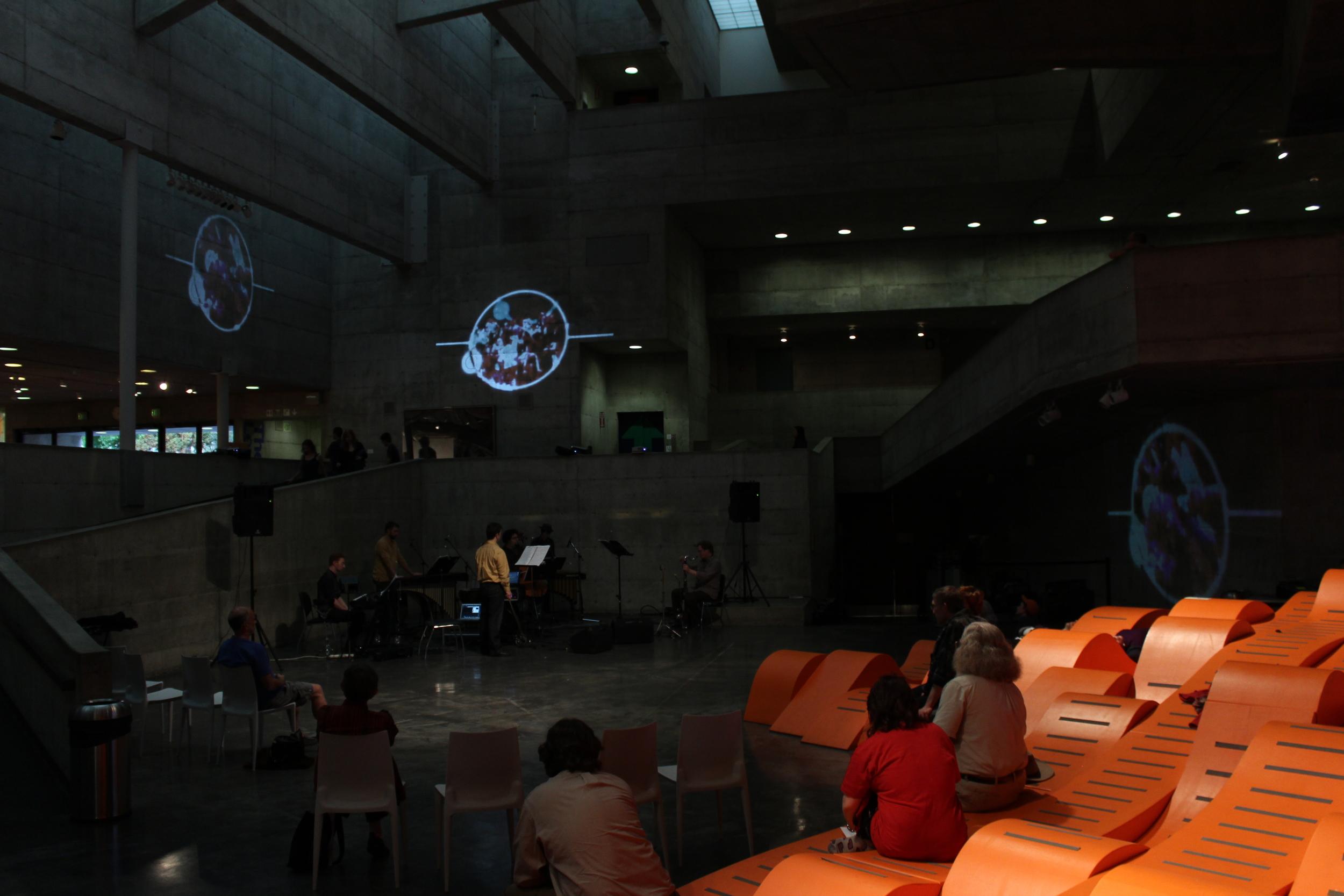 Berkeley Art Museum 2011