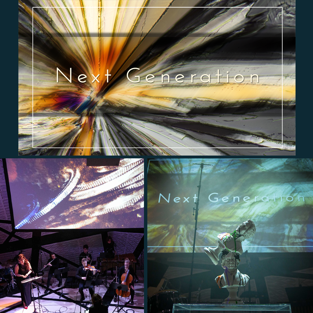 Next Generation Concert : Beth Morrison Projects / National Sawdust Video Design