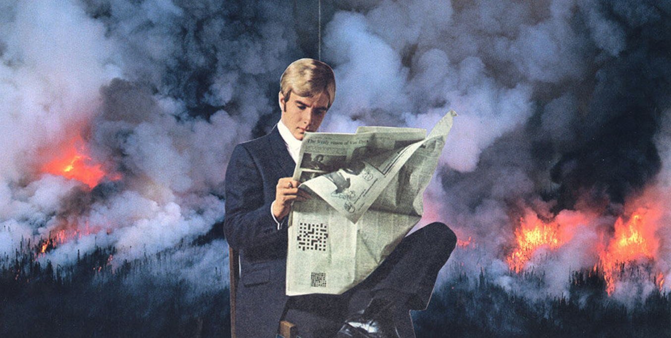 Art: Hot Off The Press, Joe Webb