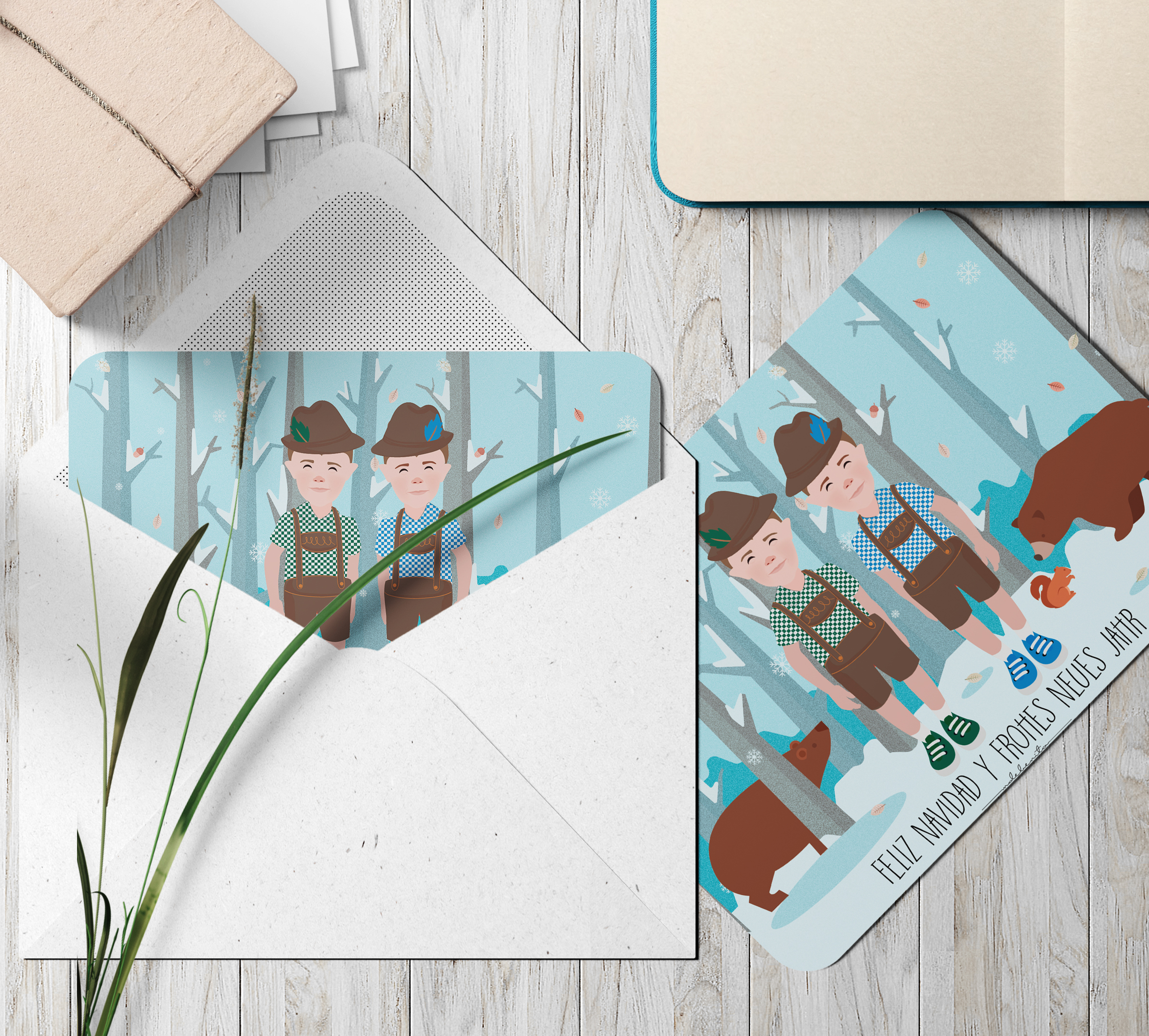 ilustracion-postal-navidad-mdebenito-niños-alemania.jpg
