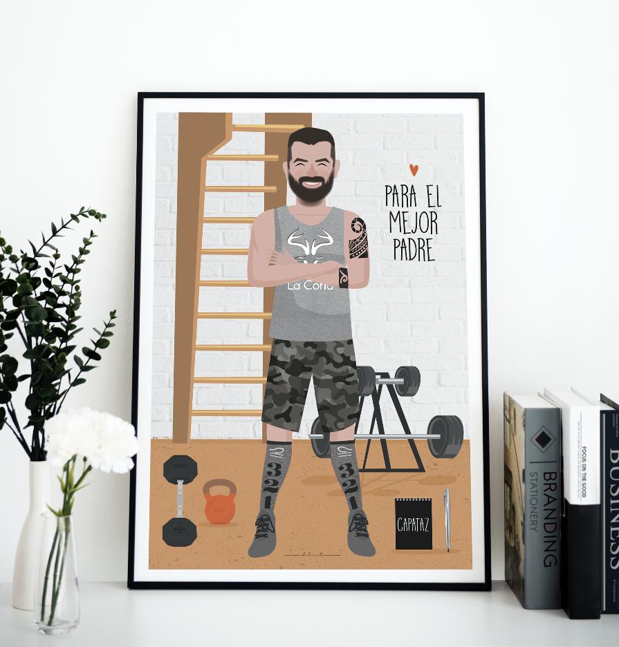 ilustracion-personalizada-regalo-asturias-diseño-padre-mdebenito.png