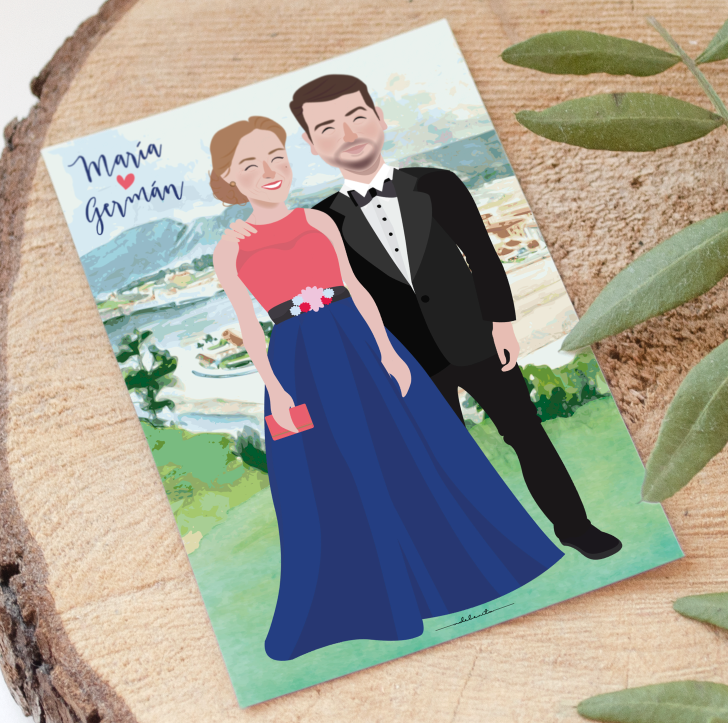 ilustracion-personalizada-mdebenito-regalo-original-asturias-pareja-boda-mapa-bebe-invitacion-asturias.png