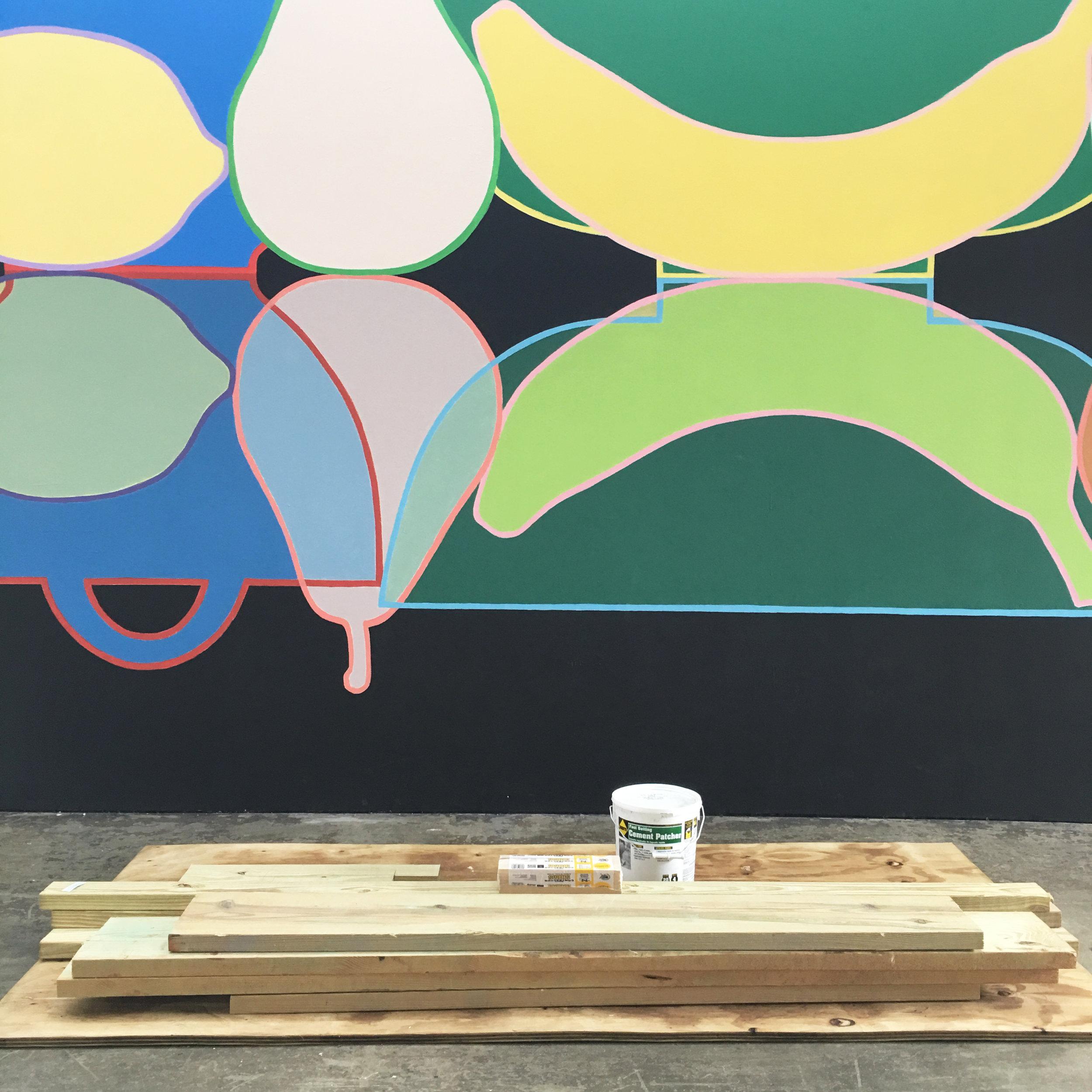 Atlanta Contemporary between exhibitions