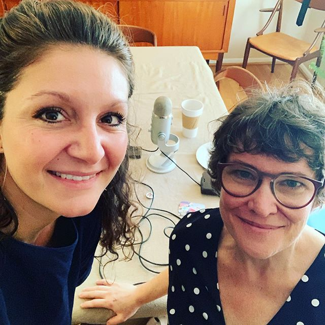 Episode 26 with Rachel Reese is now live 🤓🍑🎤🎧🎤🍑🤓 -  26 - RACHEL REESE—MAKING CONNECTIONS THROUGH CURATORIAL PRACTICE - Peachy Keen spent the morning at home talking art over coffee and pound cake with visiting curator, Rachel Reese. The kind of person that graduates from college ahead of schedule (3 ½ years, y'all!), Reese amassed an impressive resume of arts-related positions before landing in her current gig as Curator of Modern and Contemporary Art at Telfair Museums in Savannah. - An Atlanta native, she shares some insights from her time at BURNAWAY and the Atlanta Contemporary. (Why would a digital art magazine want to do a print edition? Where did Sliver Space come from? This is your chance to find out.) - We break down how Reese's remarkable experiences working for big-name galleries like Deitch Projects in New York and Fleisher/Ollman in Philadelphia have translated (or not) into her career down South, share a few laughs at the expense of our well-meaning thrift store art shopping moms, and get the low down on the ins and outs of being a curator for the oldest public art museum in the South.