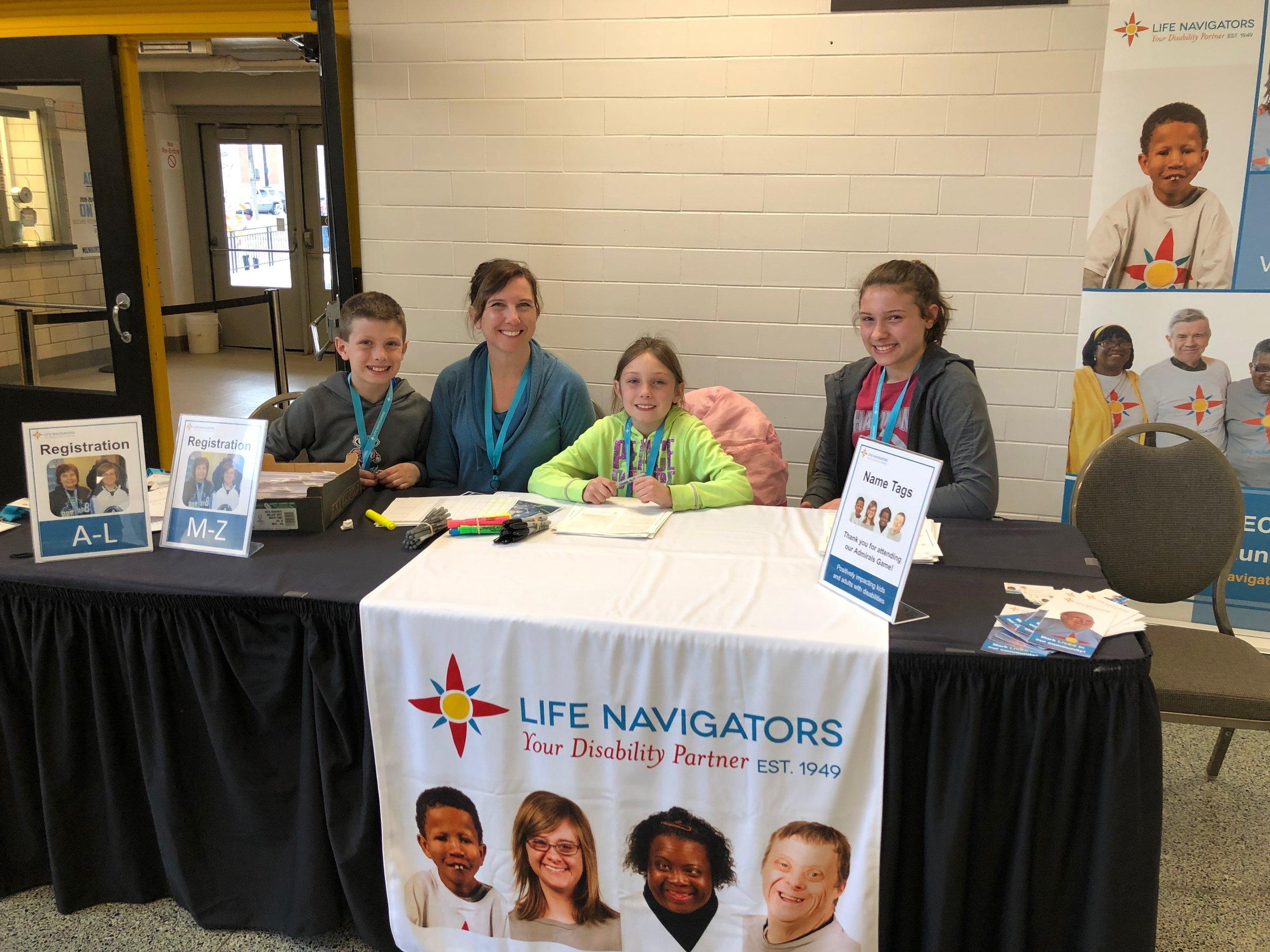 Life Navigators Mission