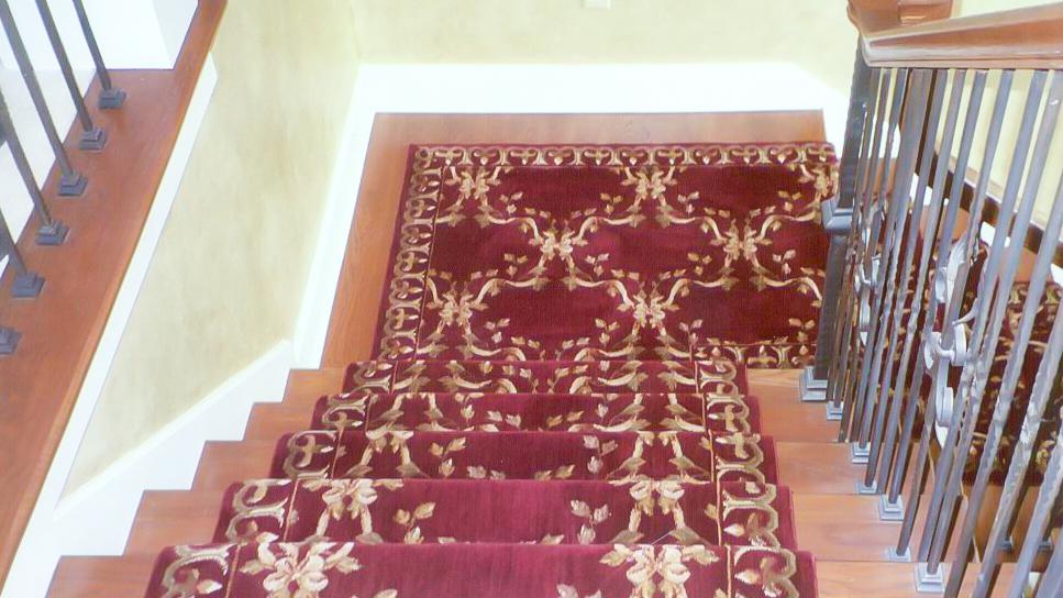 Oriental Stairway