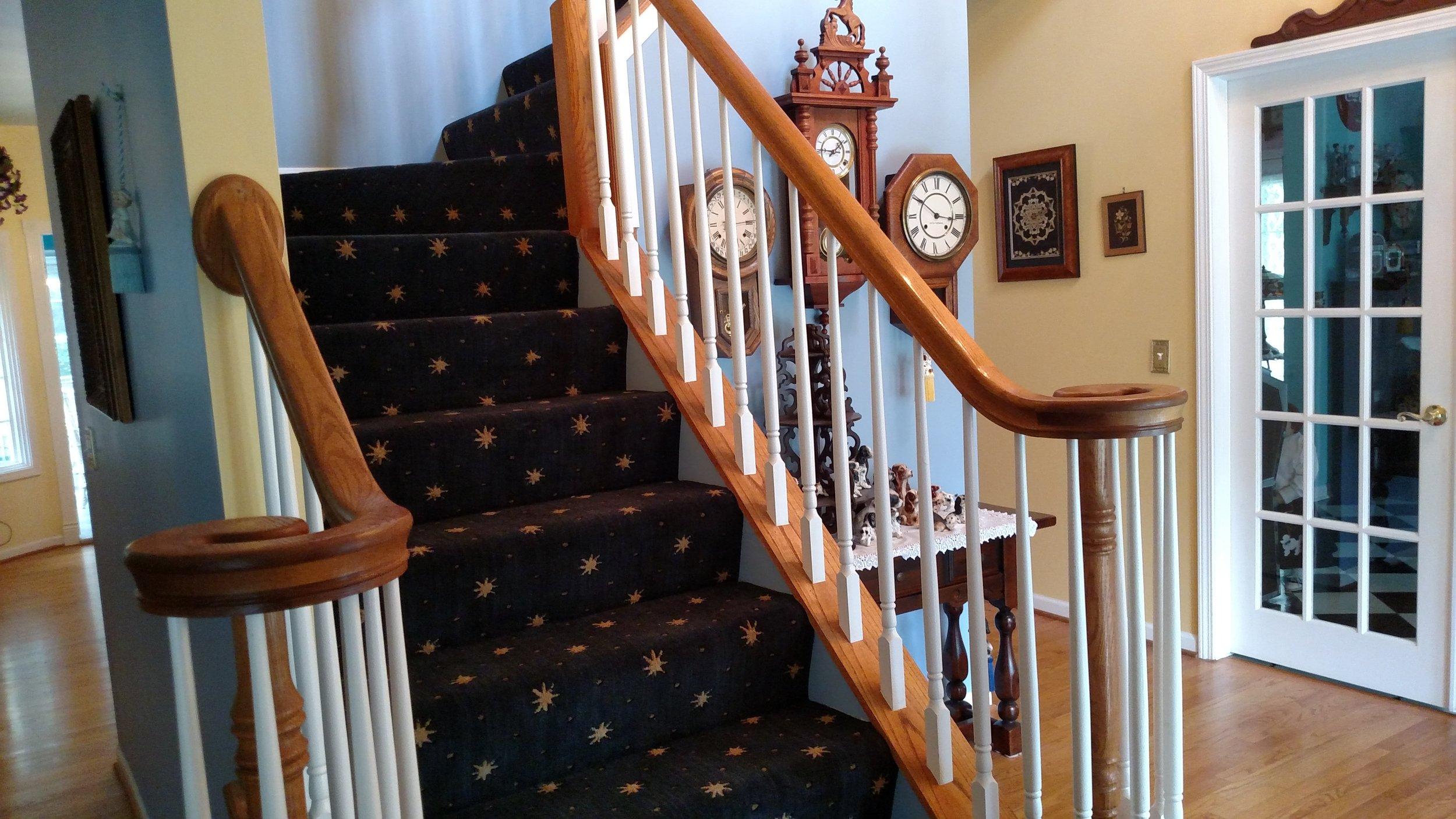 Poole wool Stairway 3.jpg