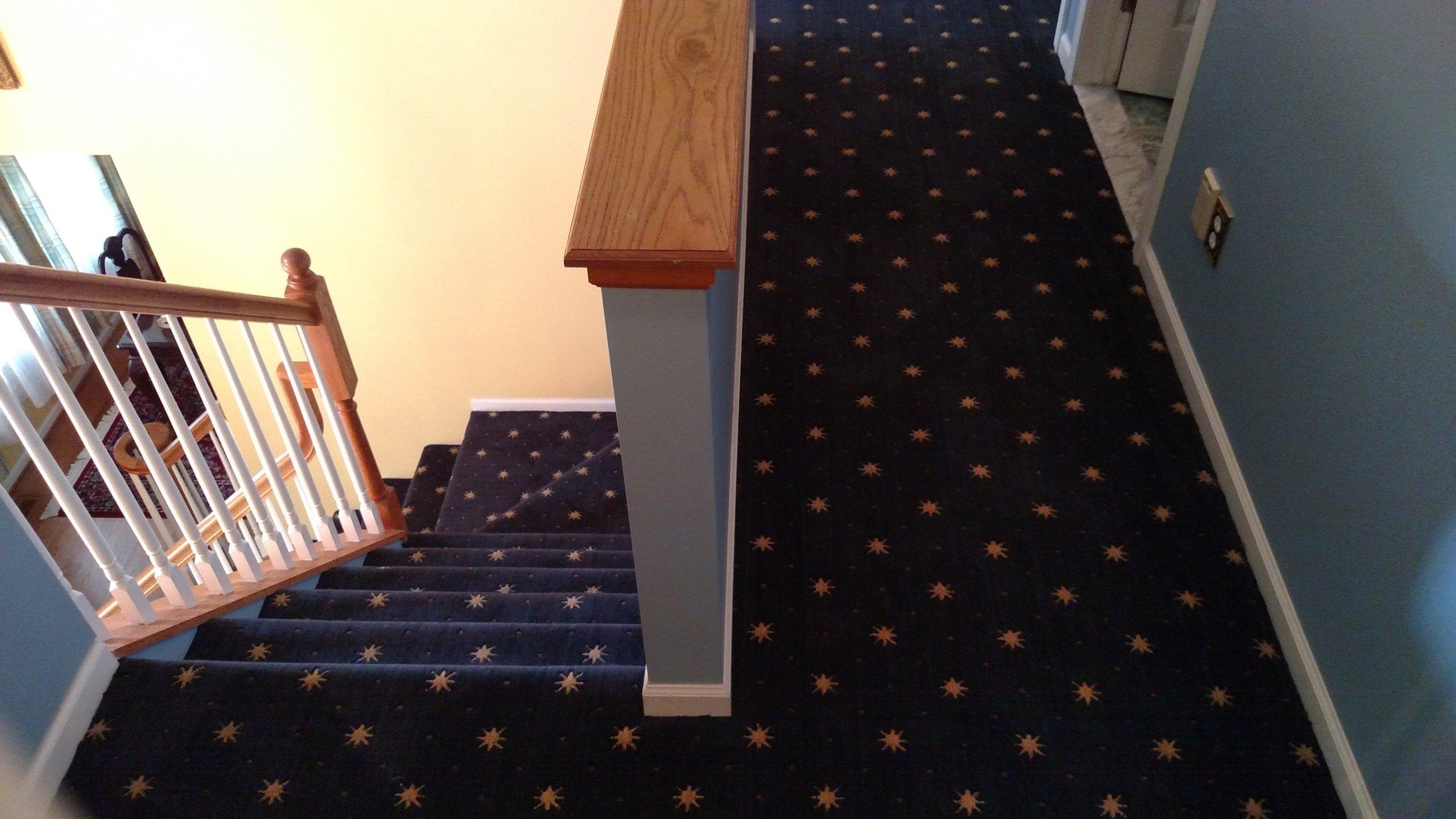 Poole wool Stairway 7.jpg