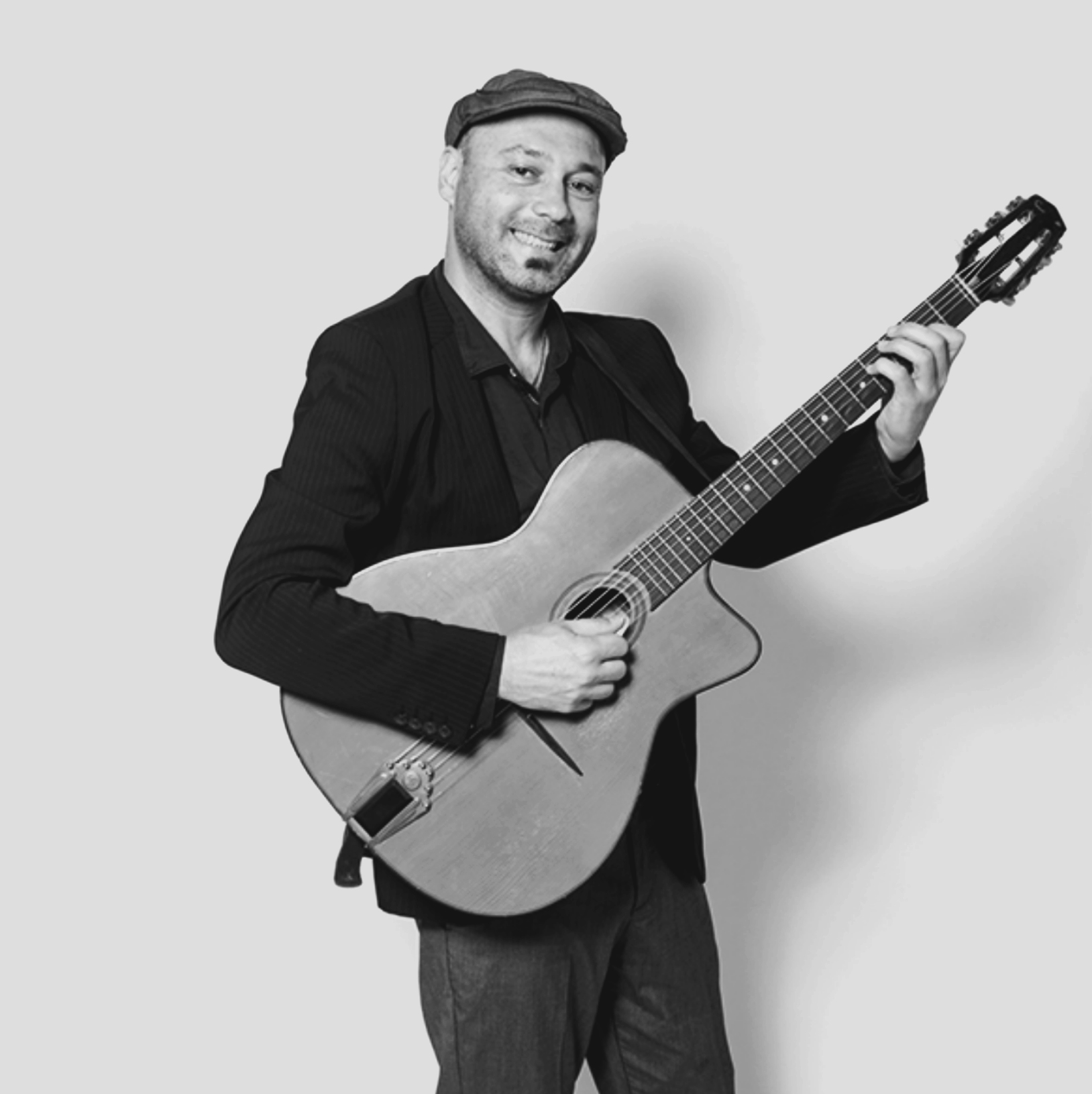 Michel Gonzalez - GUITARIST
