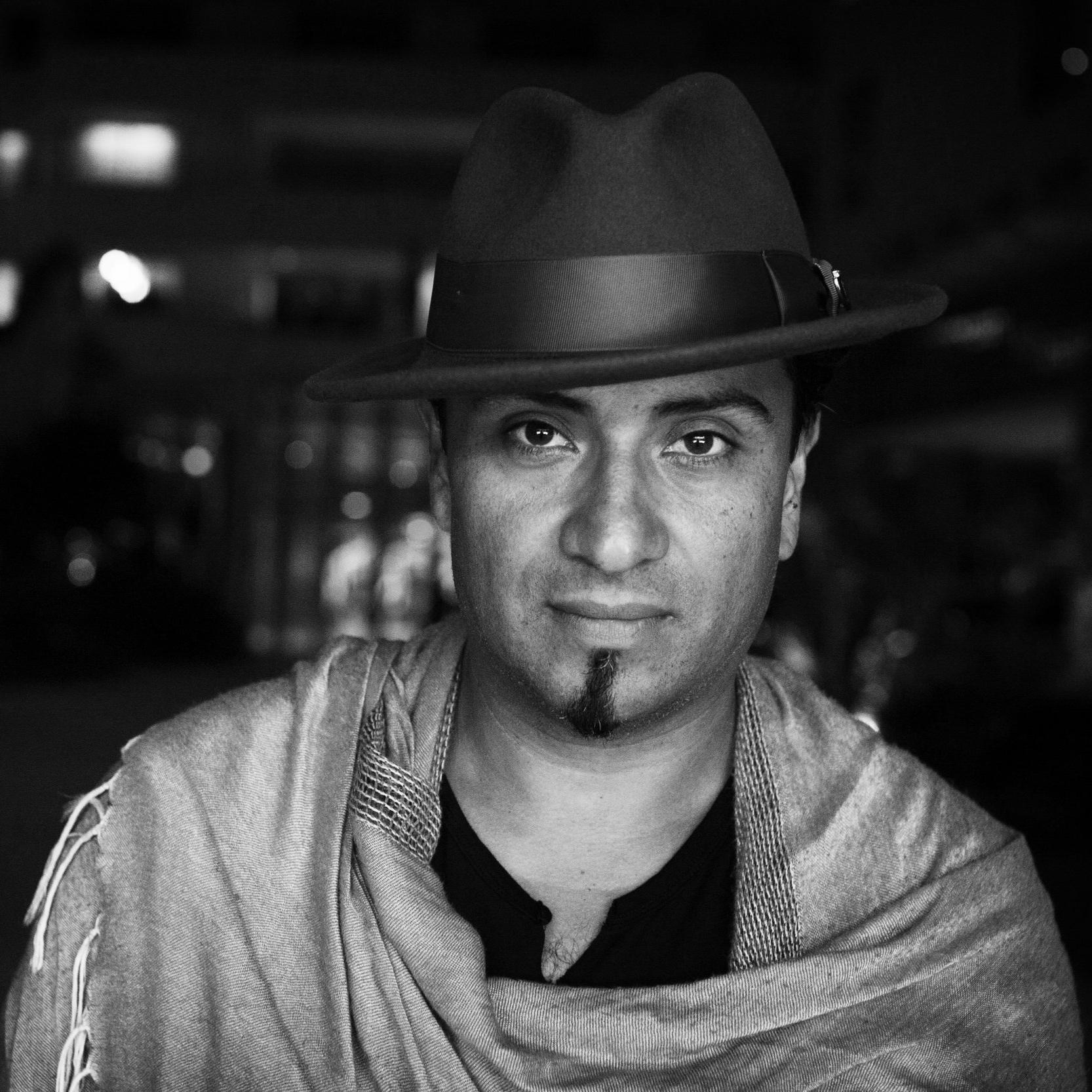 Fabio Patino - PERCUSSIONIST // VOCALIST