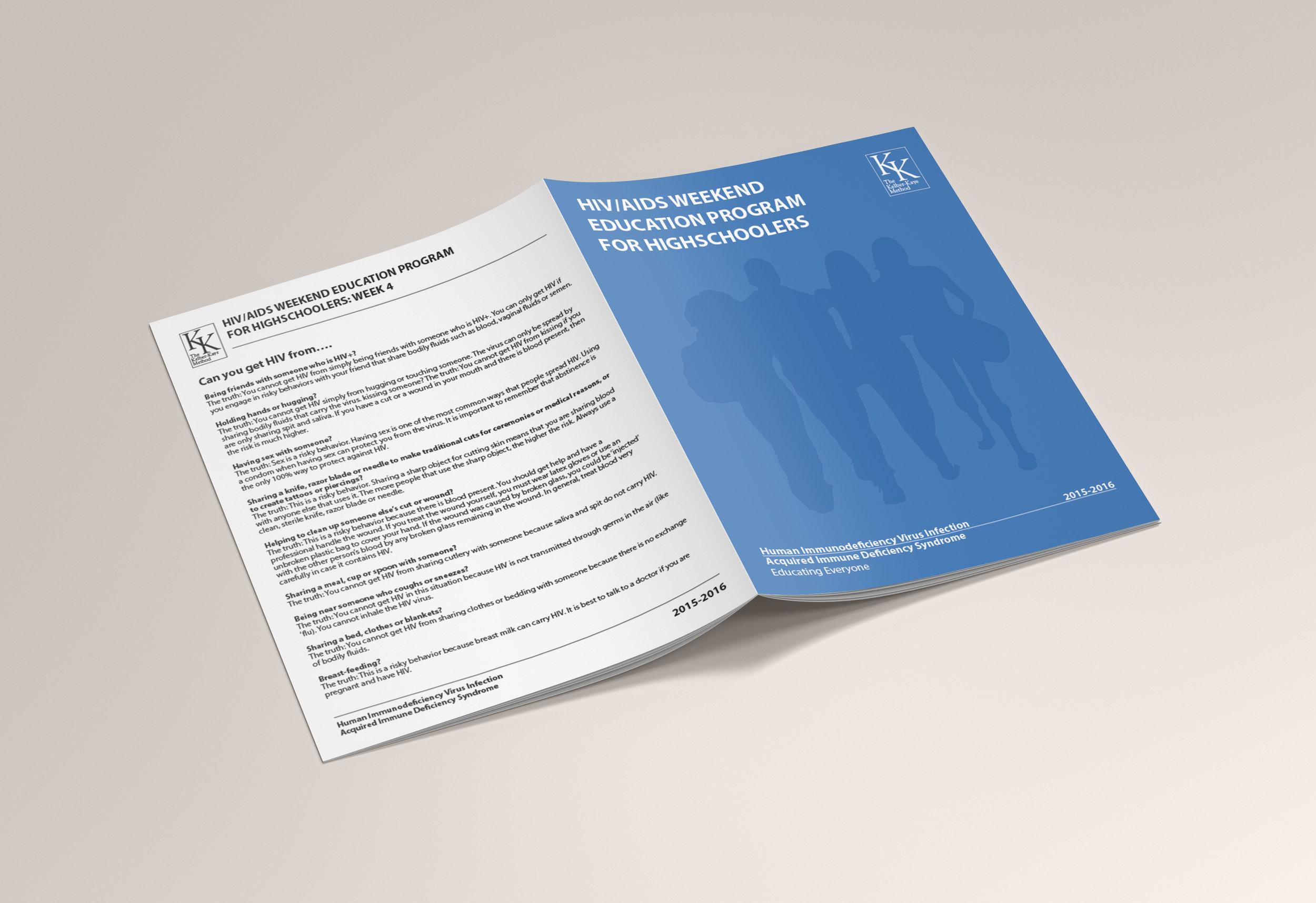 HIV Program Proposal Booklet