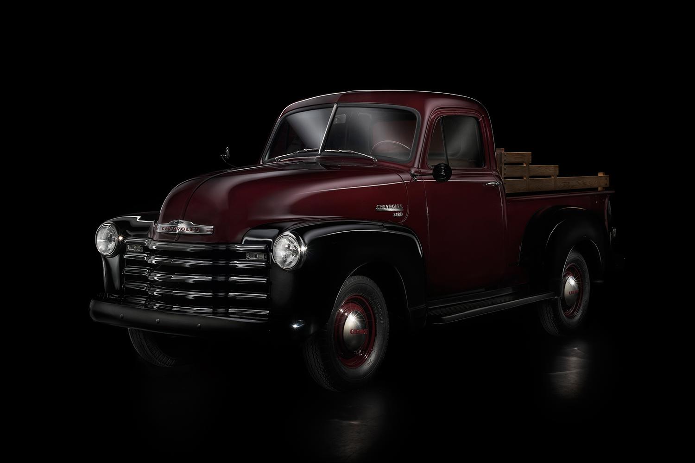 Chevrolet 3100 - 1951