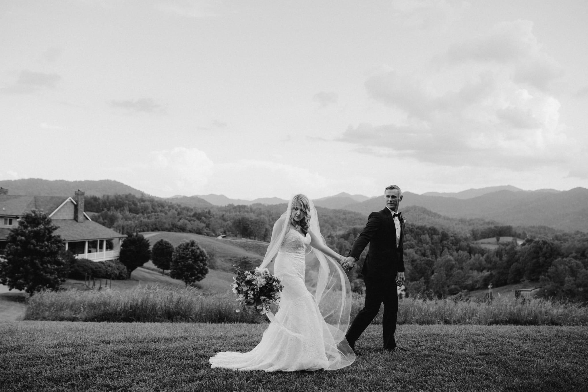 Alyson & Ryan  Asheville, NC