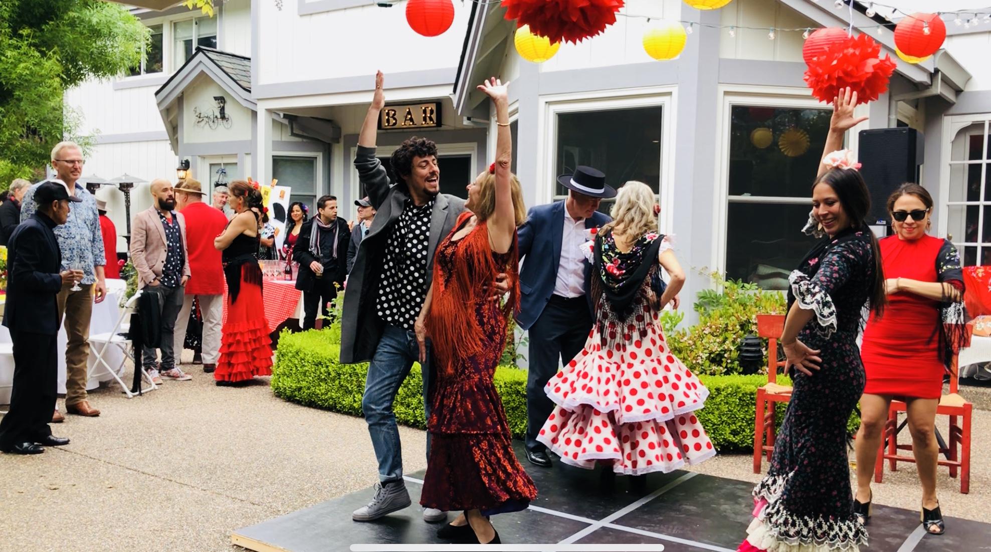 Feria de Abril - Sunday, April 29, 2018
