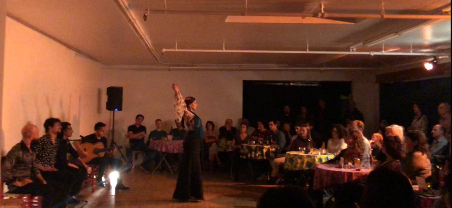 """El Rincón Flamenco will be back! - Our sold-out flamenco show """"El Rincón Flamenco"""" will be back on Saturday, August 24 at 8:00pm.The tickets became available on Brownpapertickets today! Ole!!Advance tickets are only available till the end of FRIDAY, AUGUST 23, 2019 - ONE DAY BEFORE the show."""
