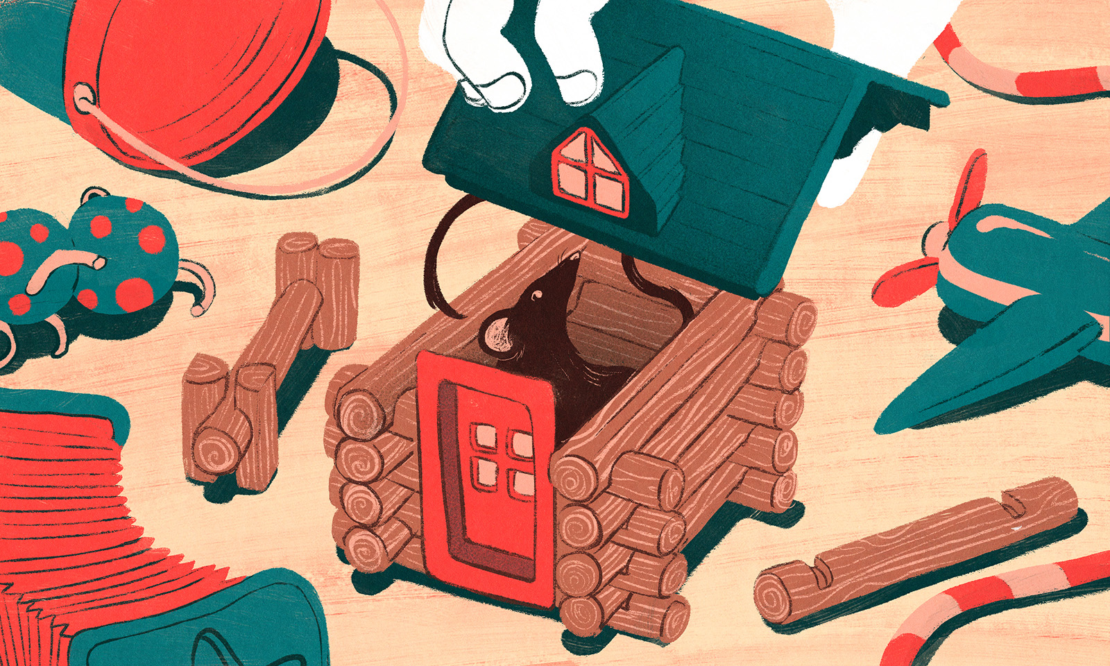 "LIFEHACKER, <a href=""http://lifehacker.com/what-to-do-when-mice-have-invaded-your-home-1786347063"" target=""_blank"">What to Do When Mice Have Invaded Your Home</a>"