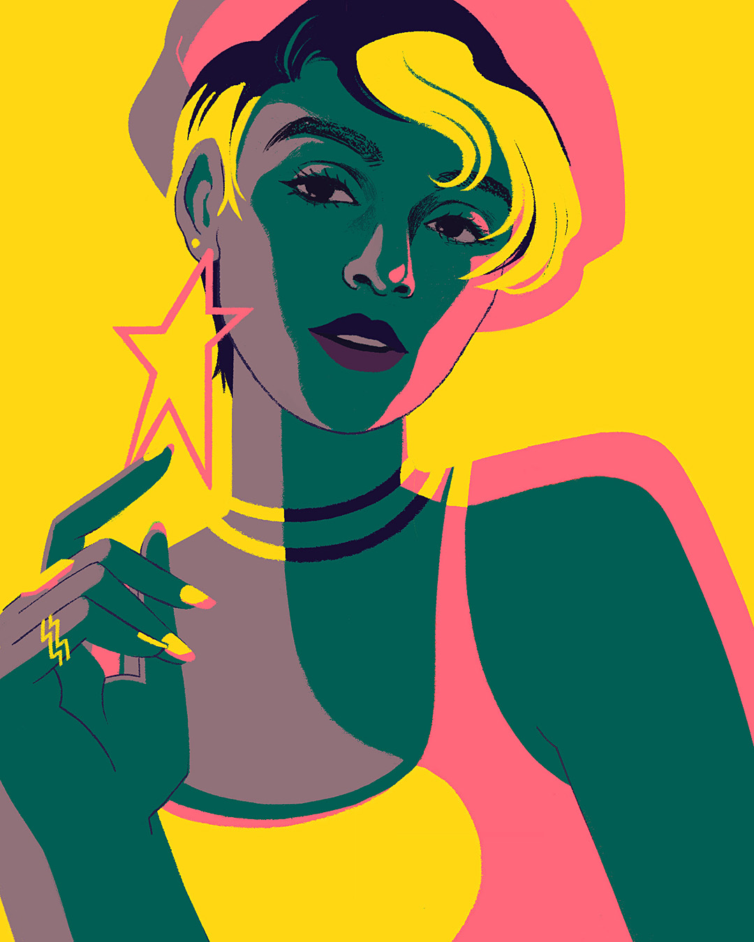 "THE NEW YORKER, <a href=""https://www.newyorker.com/goings-on-about-town/night-life/janelle-monae-2"">Janelle Monae</a>"