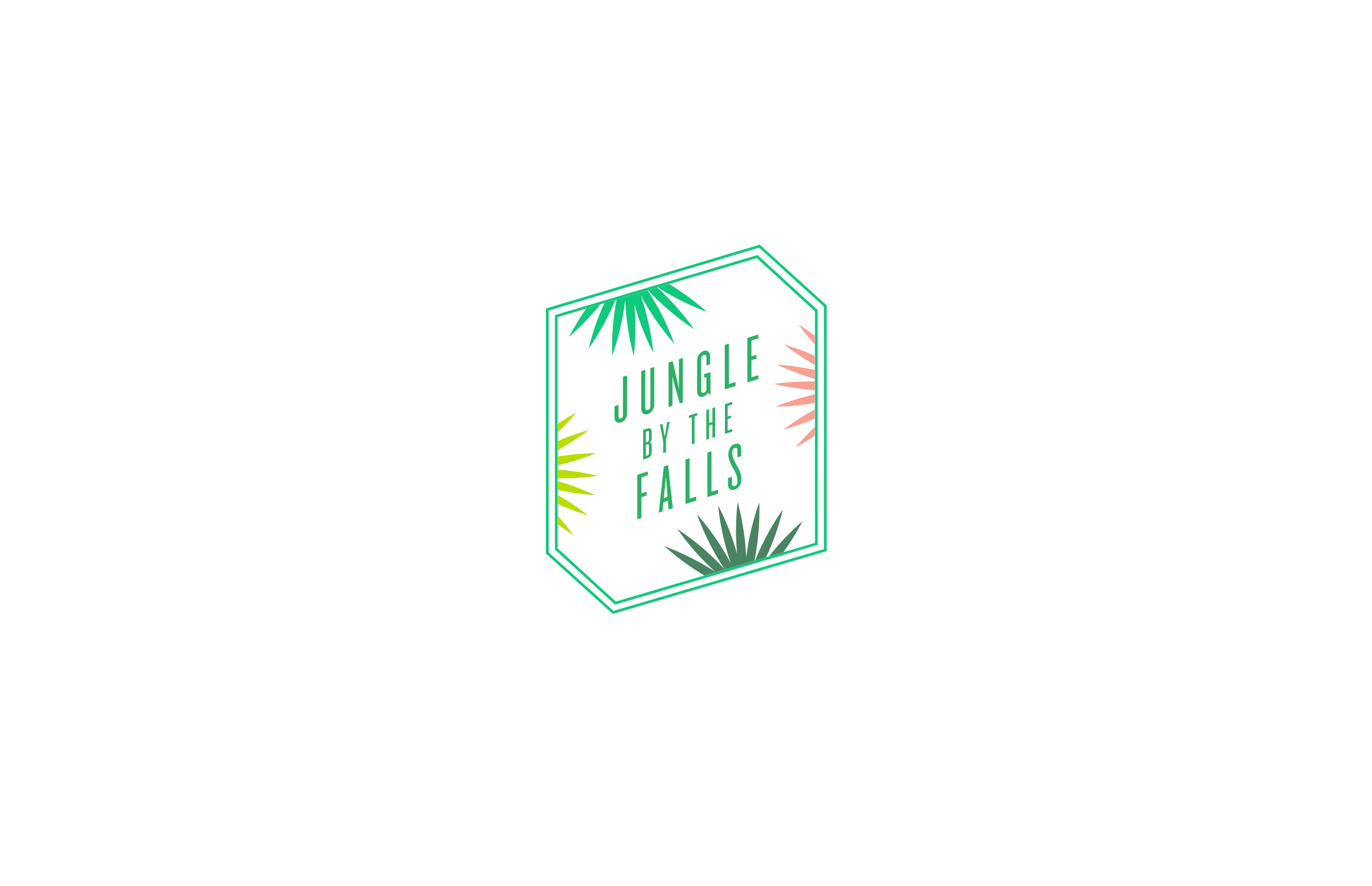 Jungle by the Falls: Logo Design