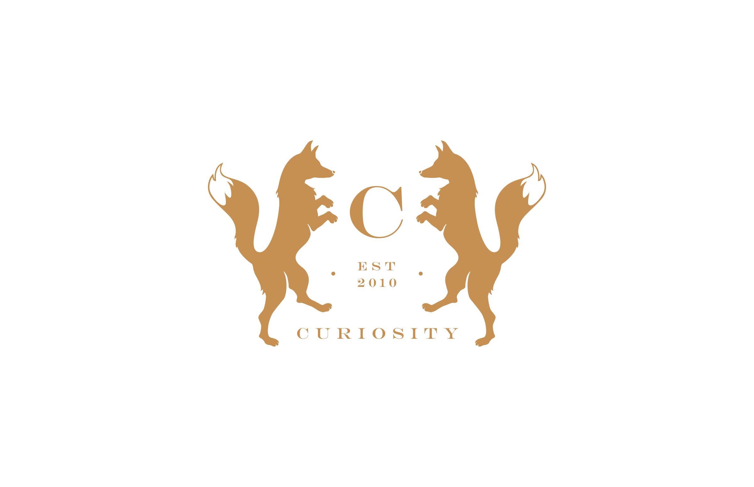 Curiosity: Logo Design