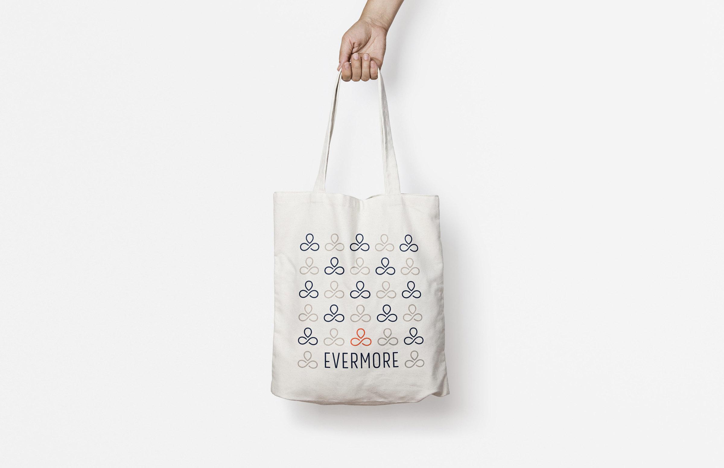 Evermore Cannabis Collective: Tote Bag Design
