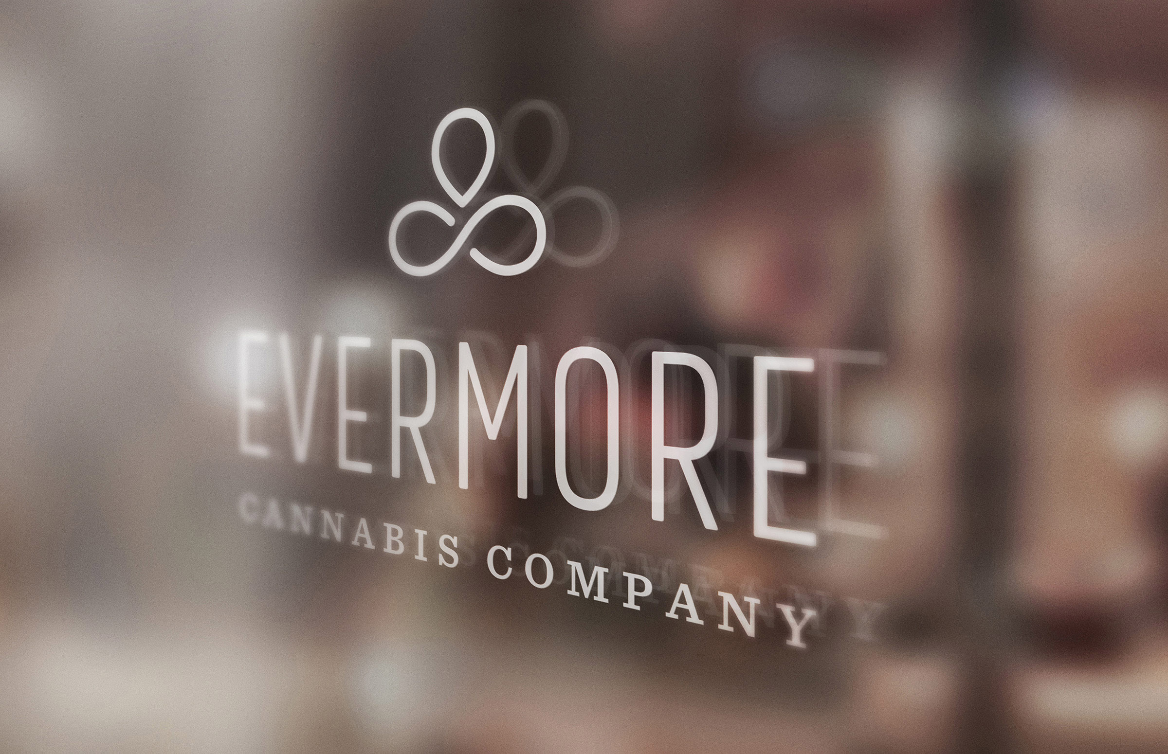 Evermore Cannabis Company: Door Signage