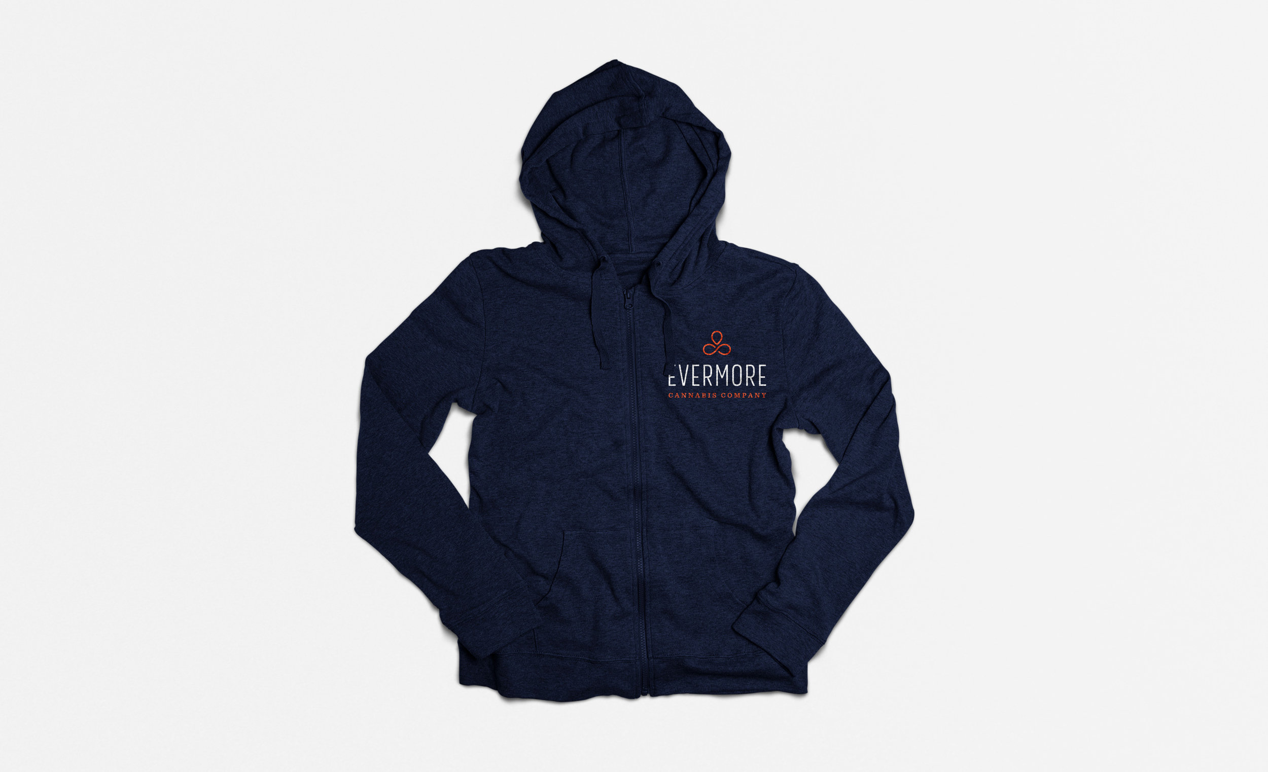 Evermore Cannabis Collective: Hoodie Design
