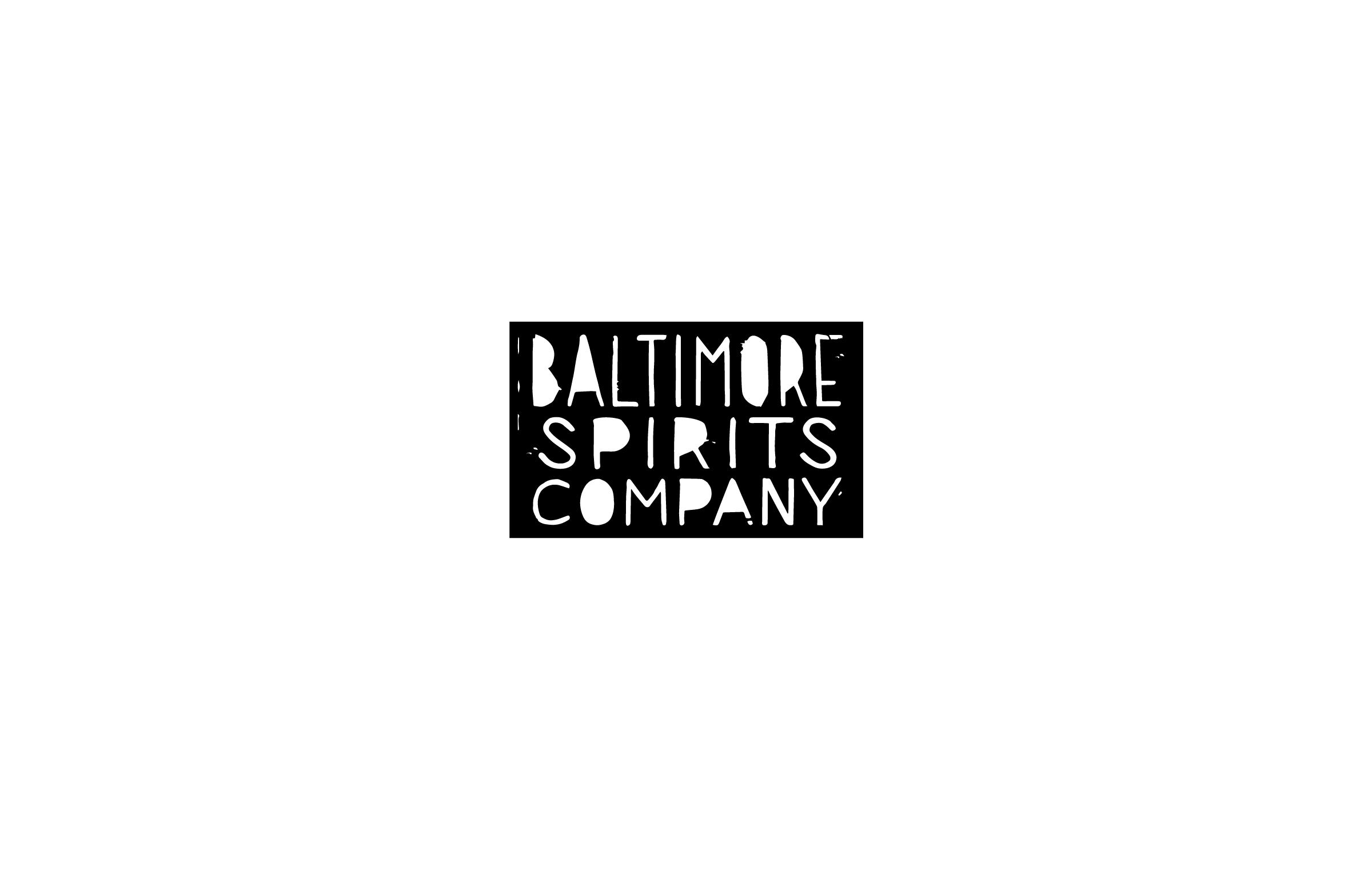 Baltimore Spirits Company: Logo Design