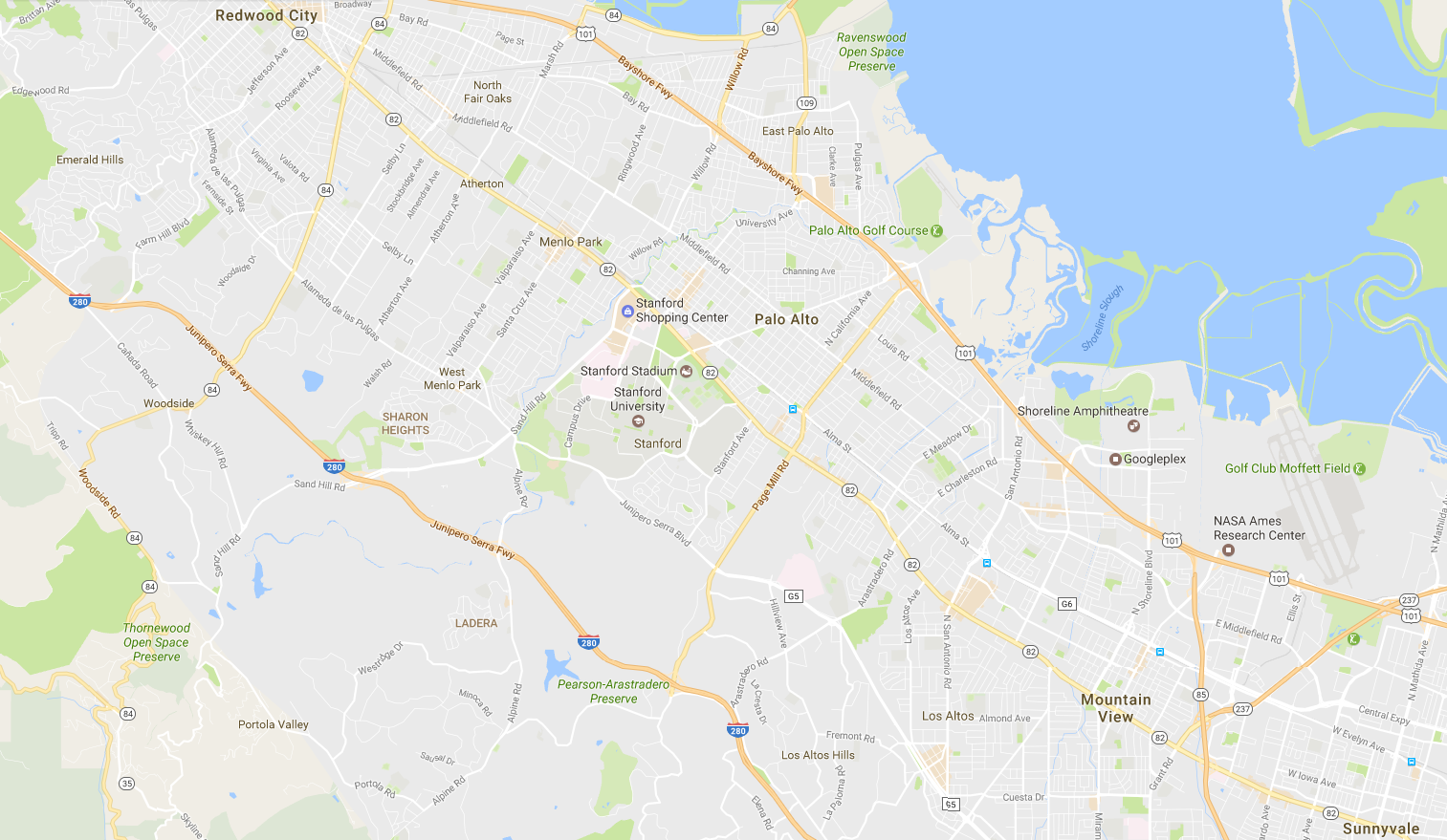 Purple Pipe Water Services is currently delivering non-potable water to the areas in and around Palo Alto, California. Contact us for a free estimate