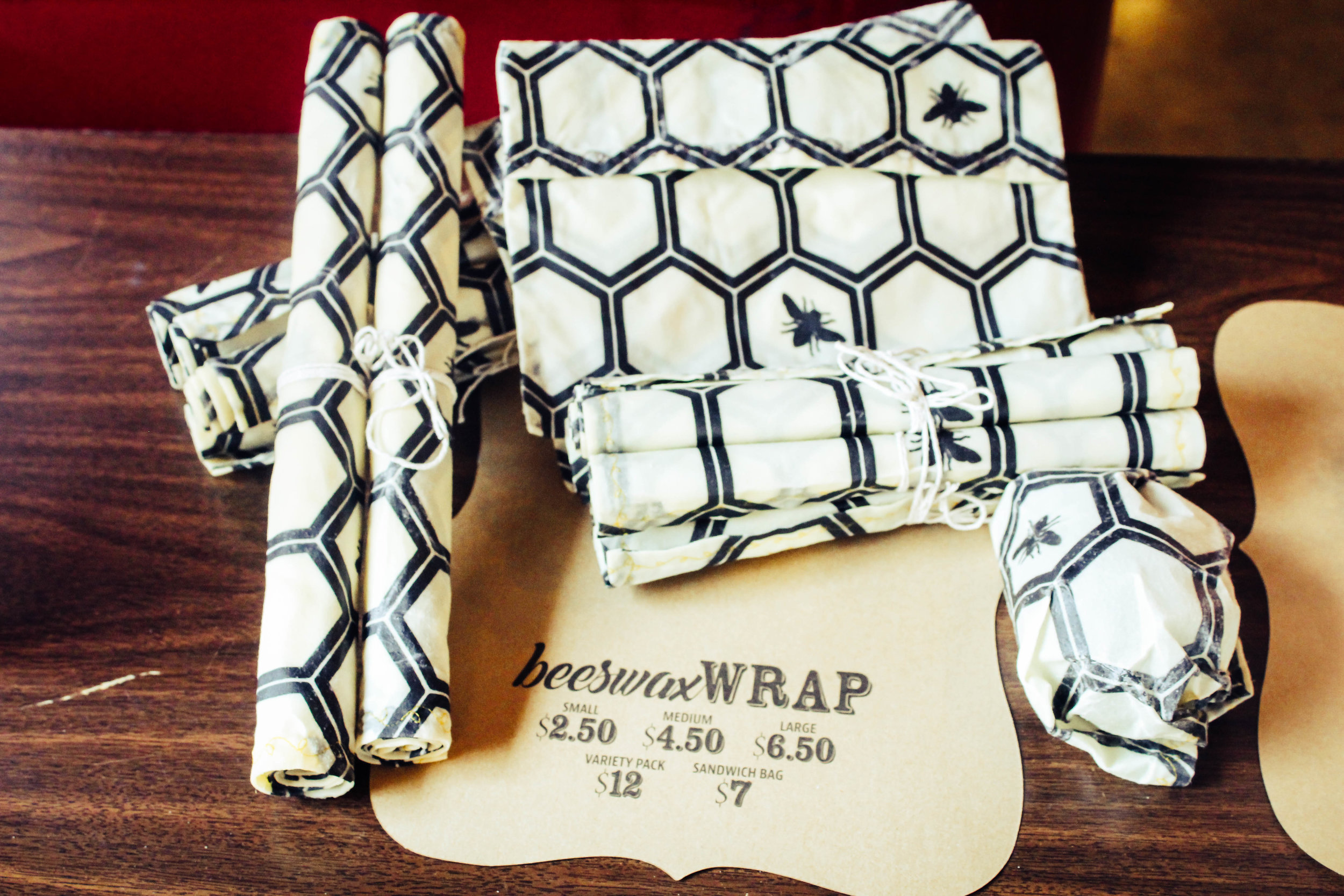 That Hipster Life selling sustainable products like Beeswax Wraps, Straws, and Lotion at the Shasta Lake Farmers Market at Heritage Roasting Co in Shasta Lake hosted by the Shasta Lake Creative Community