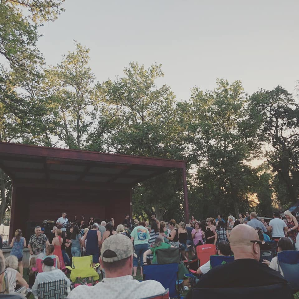 Photo of Friday Night in the Park, Taken by Shae Lynch
