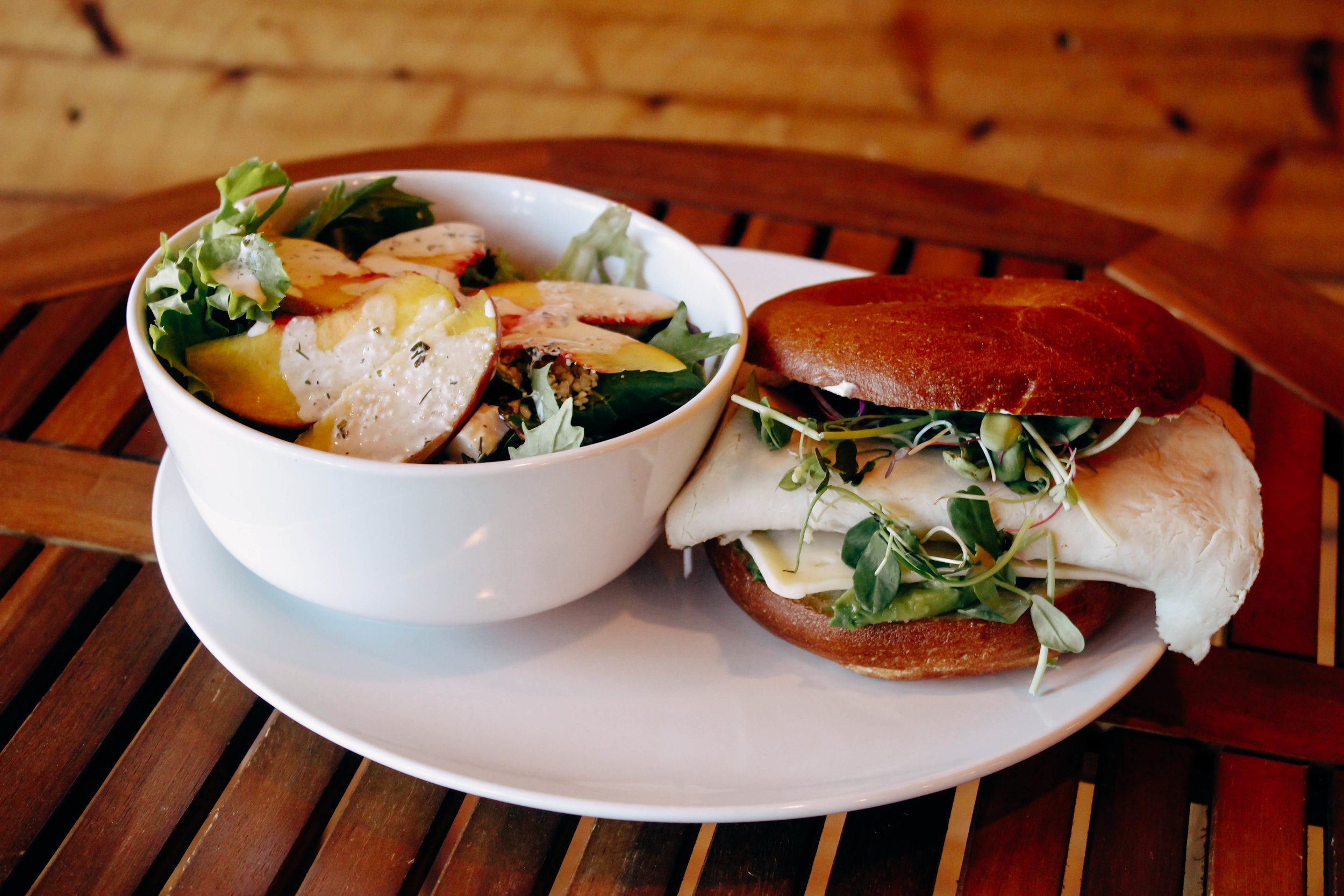 Heritage Roasting Co has a newly launched brunch menu serving up in-house baked goods, Avocado toasts, and healthy but delicious salad options. In Shasta Lake, 8 Mins from Redding
