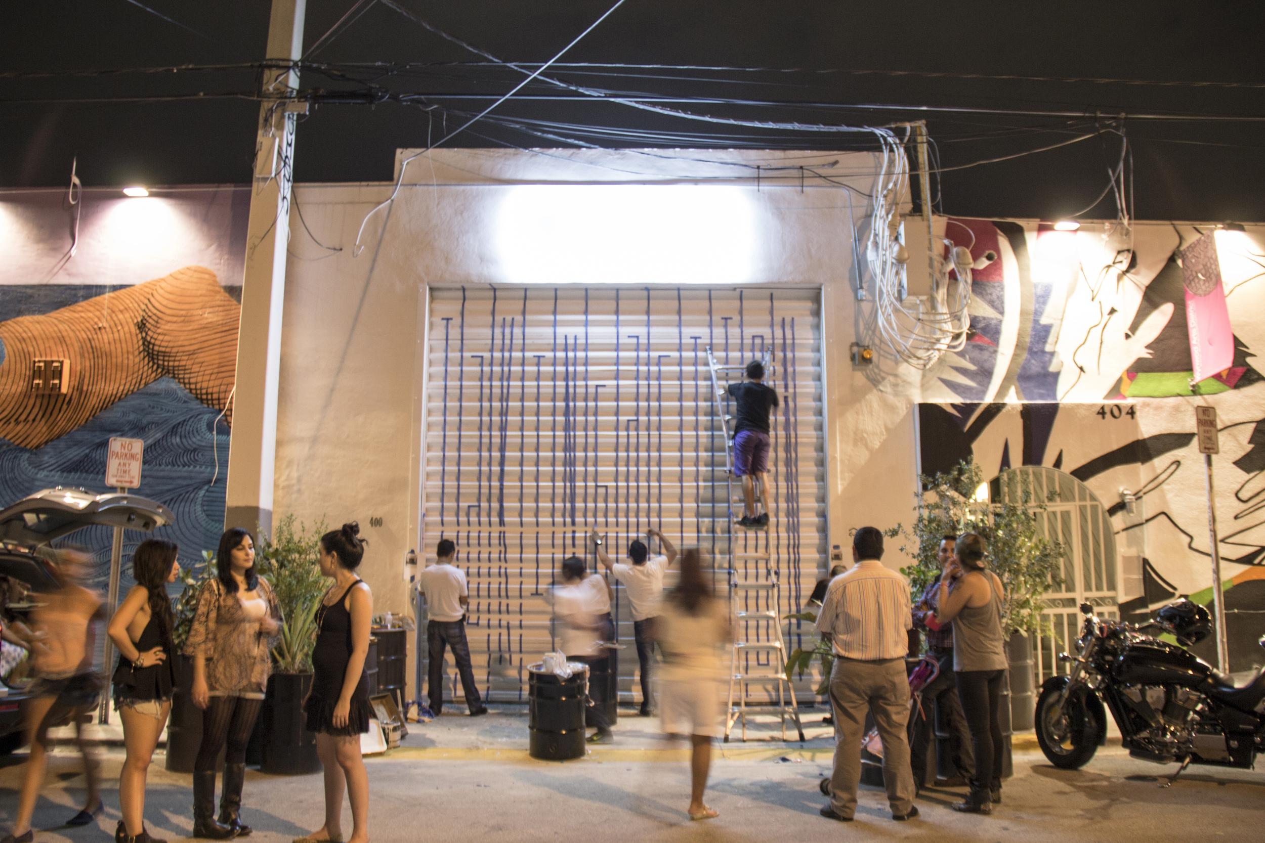 the lab miami mural