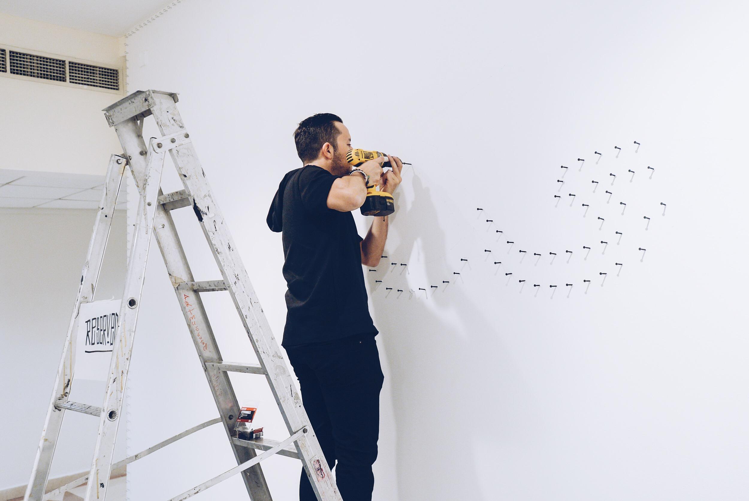 Calligraphy Biennial Camilo Rojas