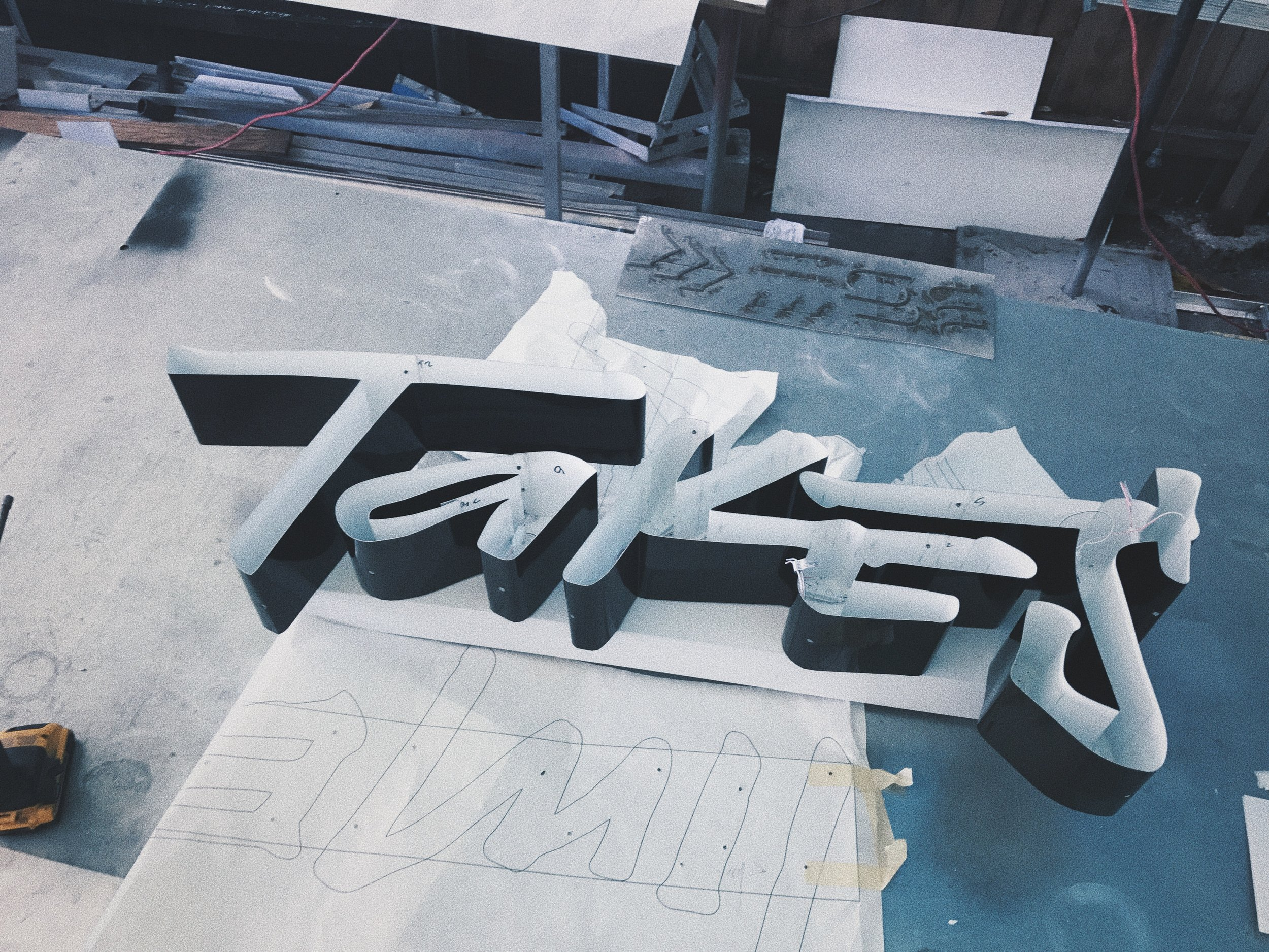 calligraphy as art